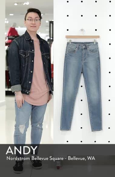 Heather High Waist Skinny Jeans, sales video thumbnail
