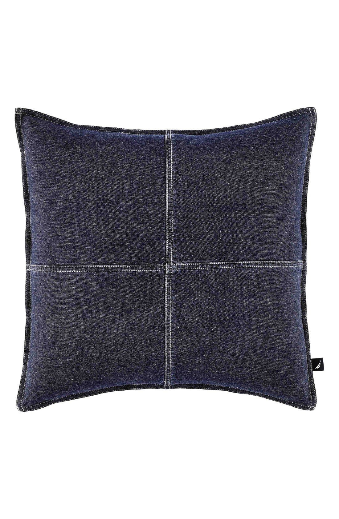 'Seaward' Pillow,                             Main thumbnail 1, color,                             408
