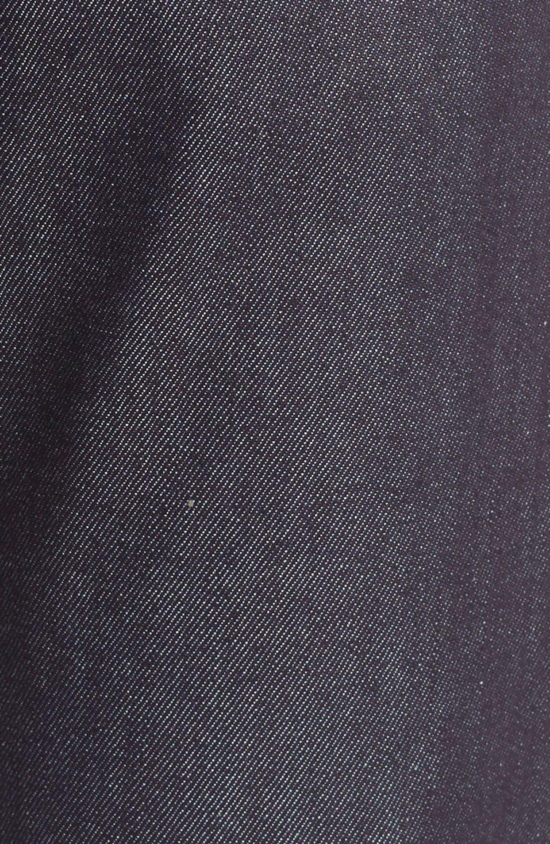 'Super Skinny Guy' Skinny Fit Selvedge Jeans,                             Alternate thumbnail 2, color,                             11OZ STRETCH