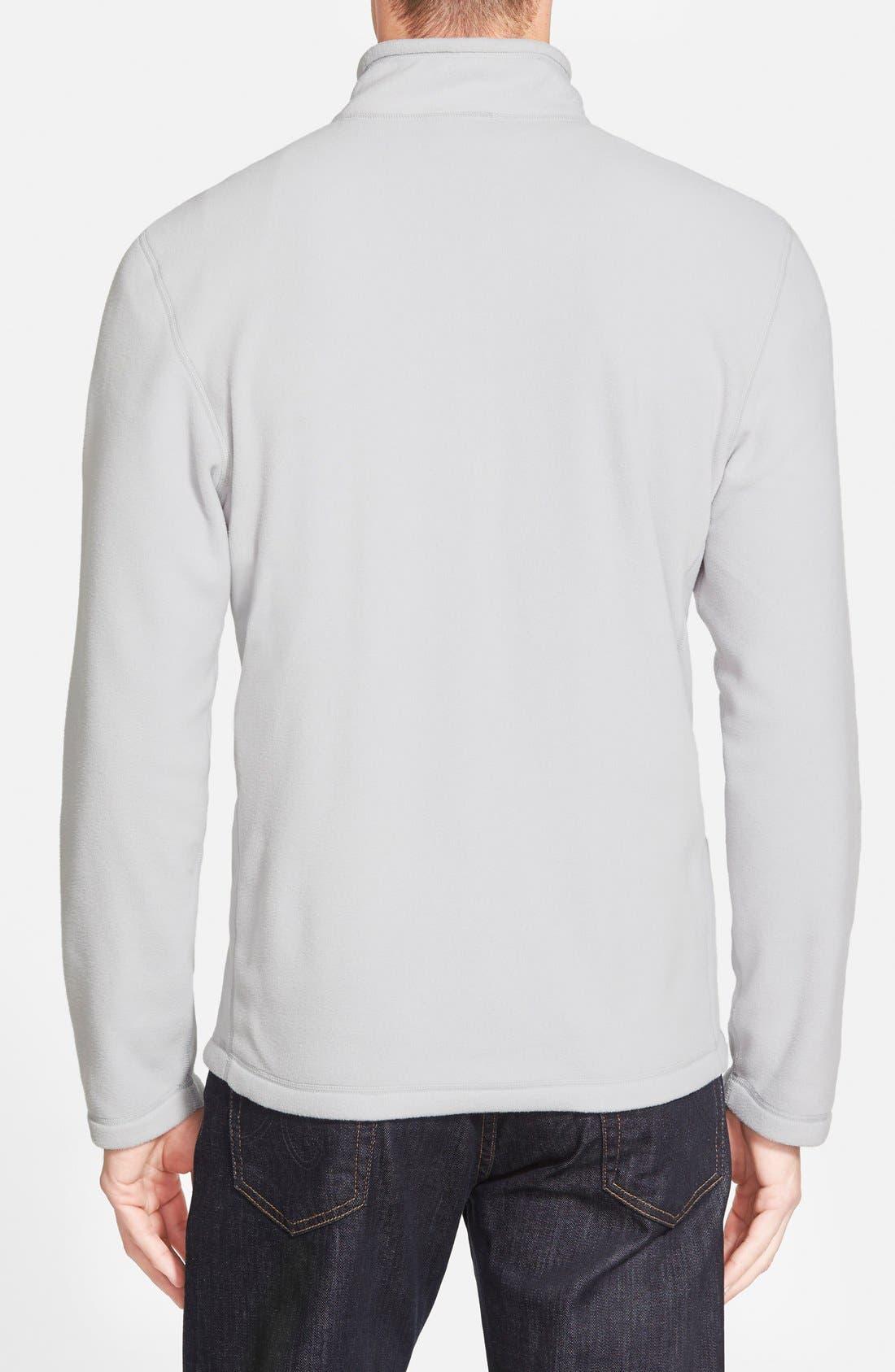 'TKA 100 Glacier' Quarter Zip Fleece Pullover,                             Alternate thumbnail 65, color,
