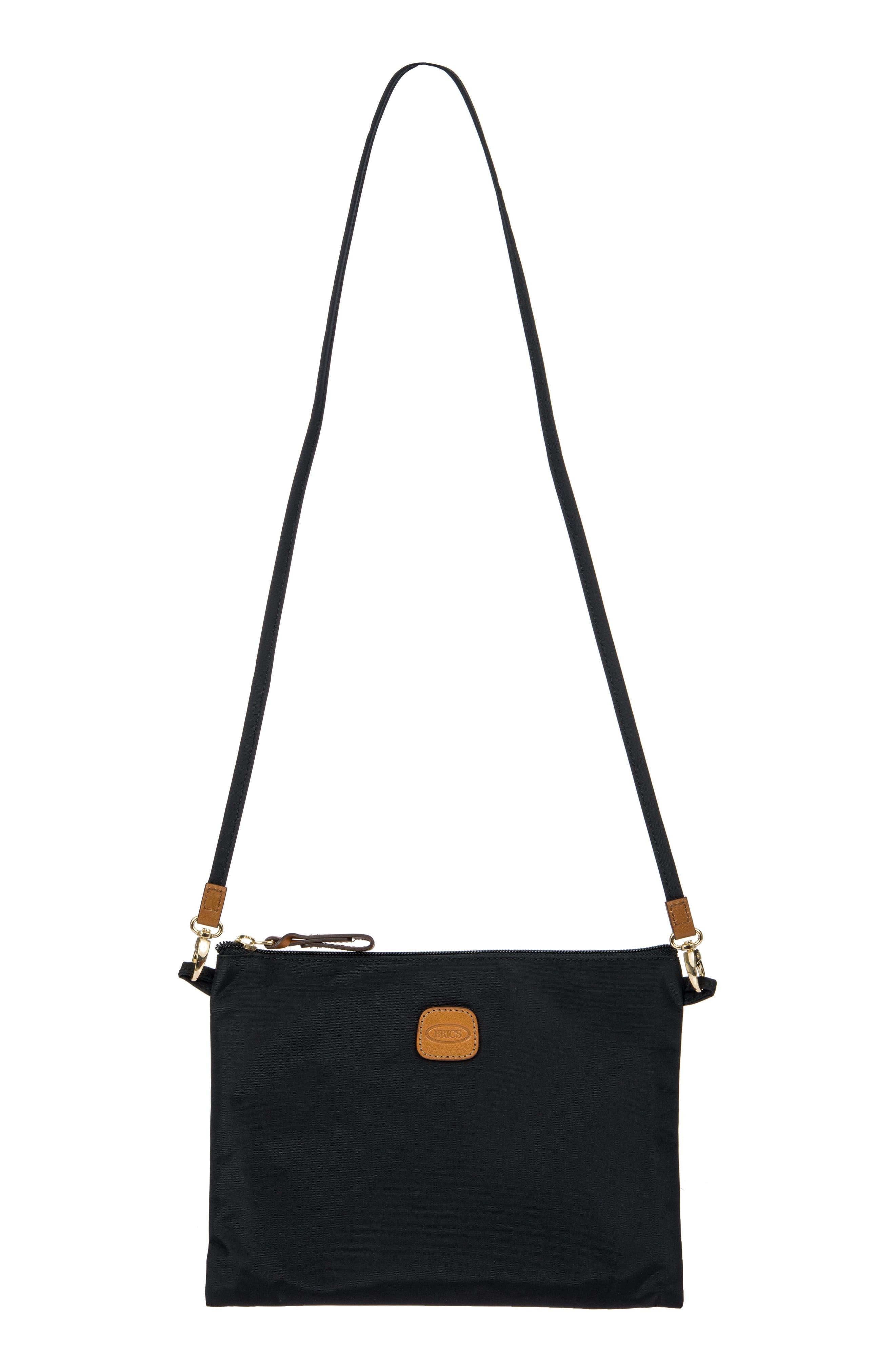 X-Bag 22-Inch Folding Duffel Bag,                             Alternate thumbnail 6, color,                             BLACK