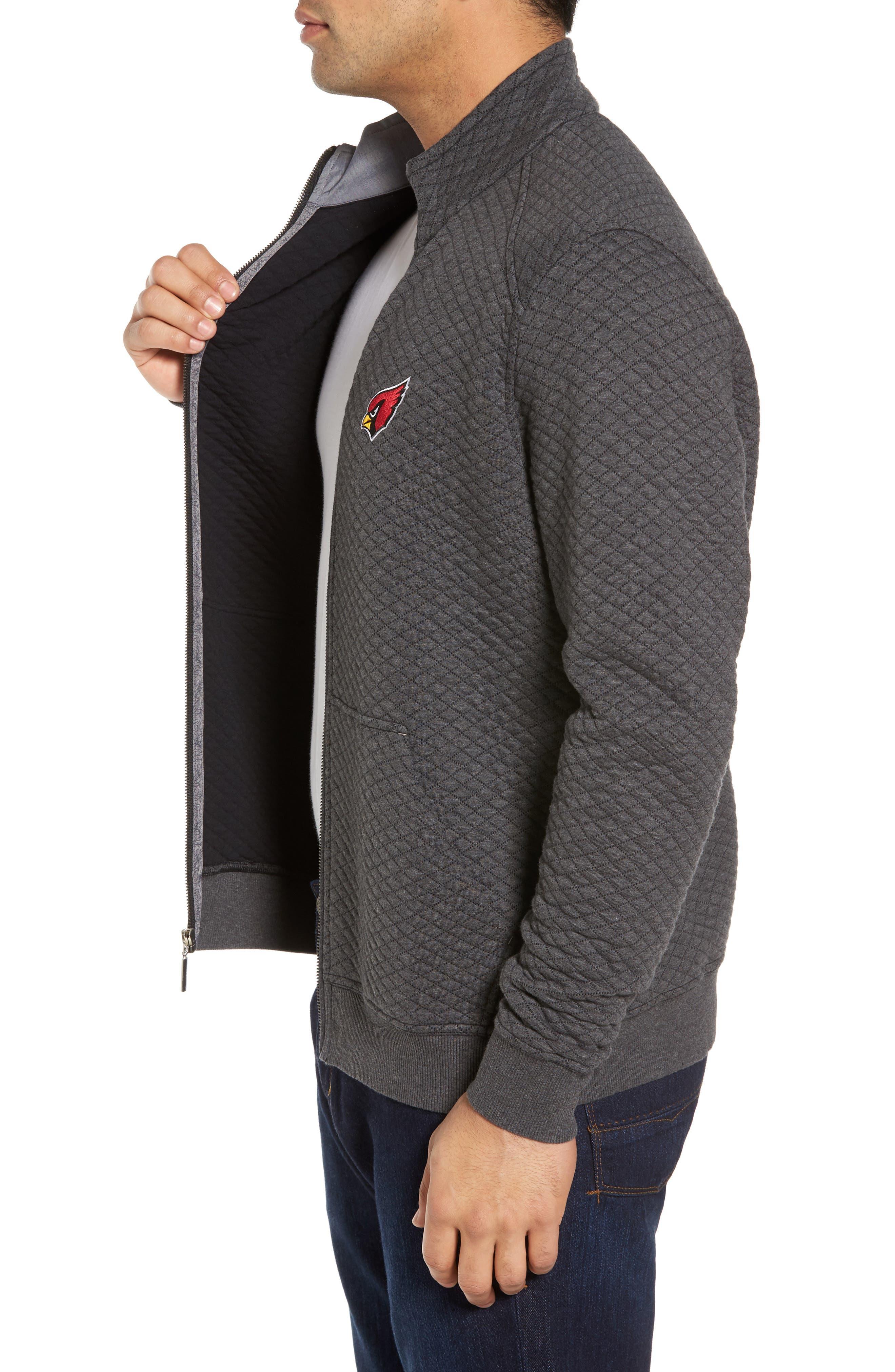 NFL Quiltessential Full Zip Sweatshirt,                             Alternate thumbnail 64, color,