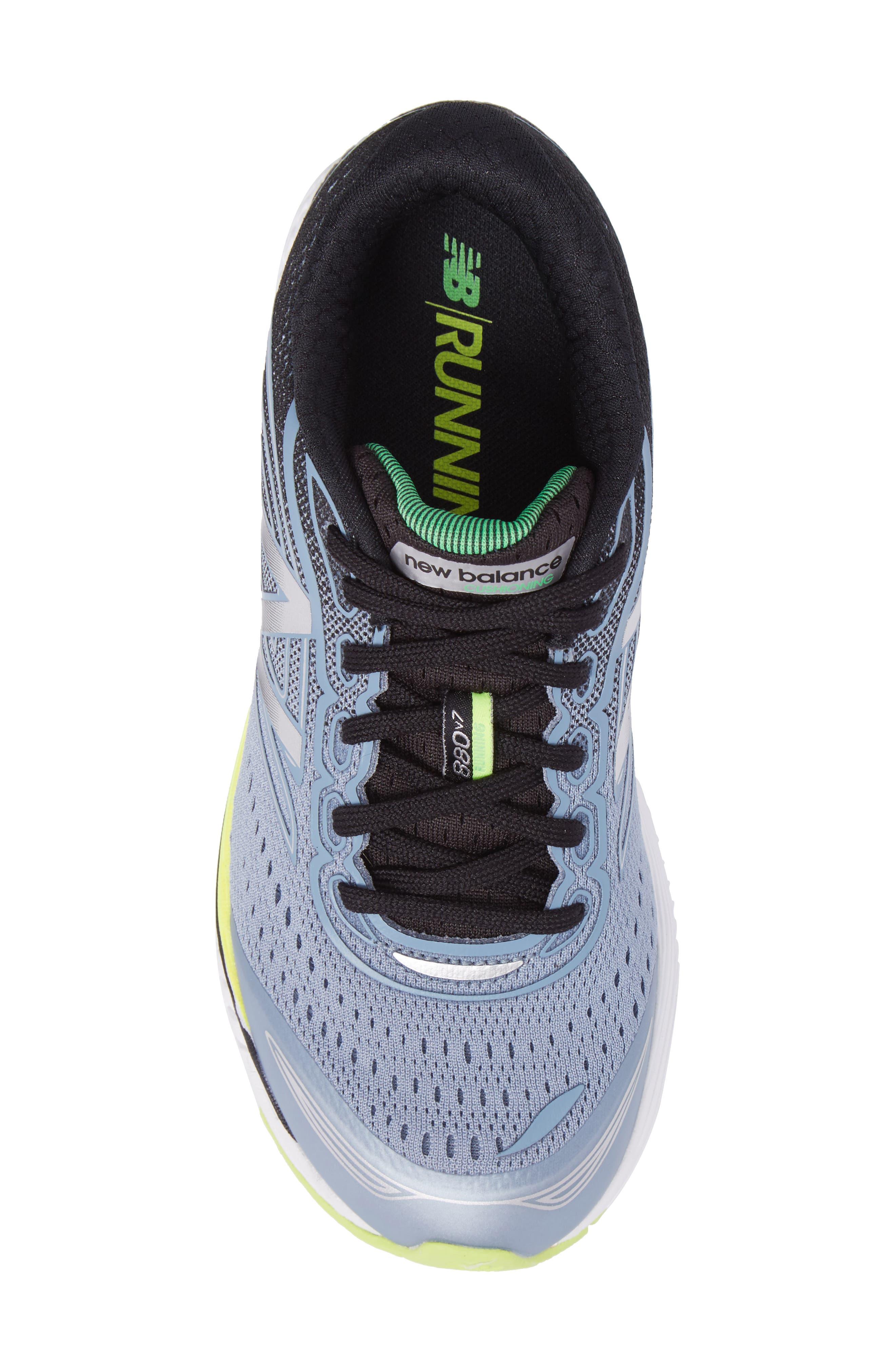 NEW BALANCE,                             880v7 Running Shoe,                             Alternate thumbnail 5, color,                             034