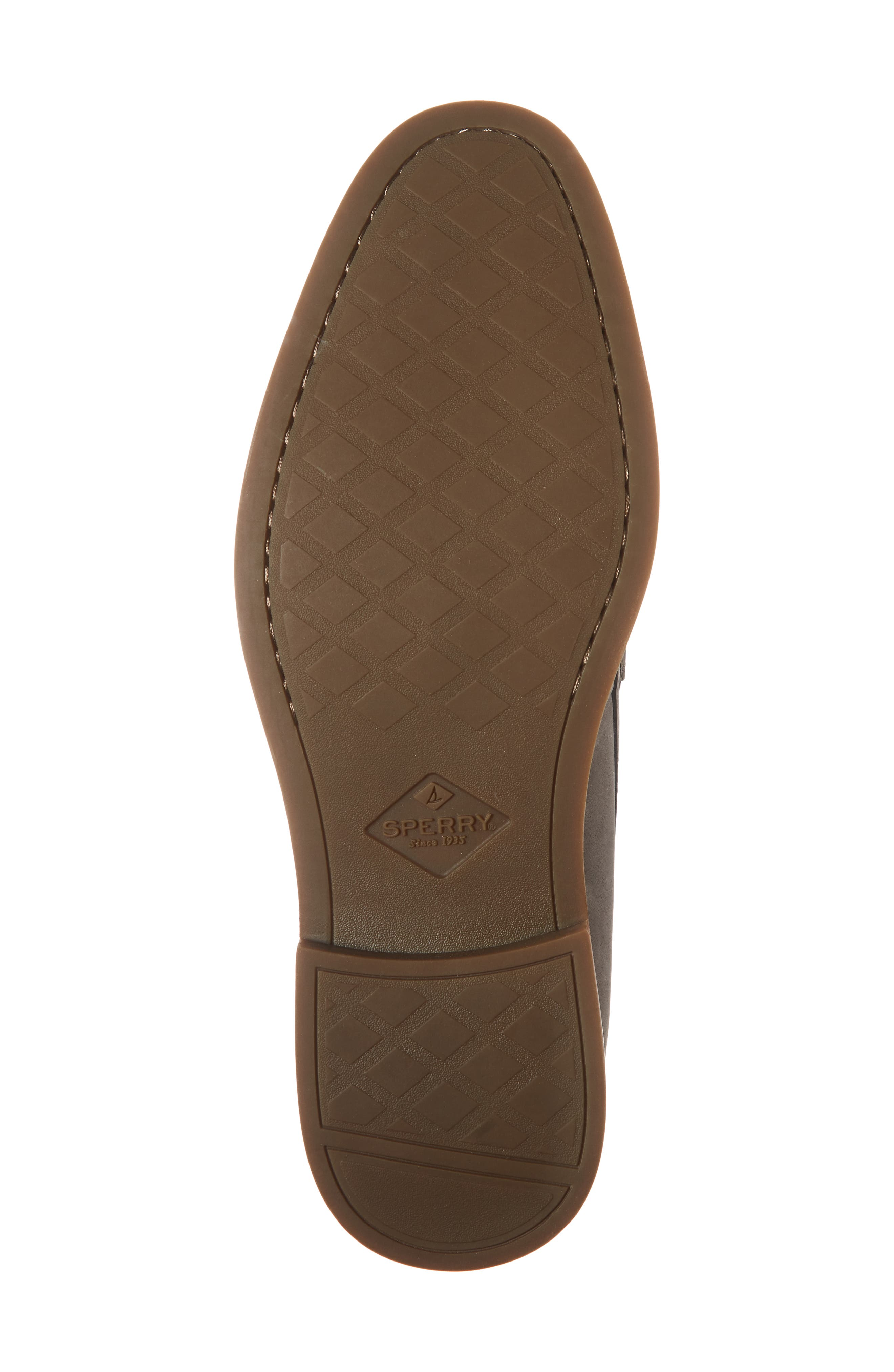 Gold Cup Exeter Penny Loafer,                             Alternate thumbnail 6, color,                             GREY