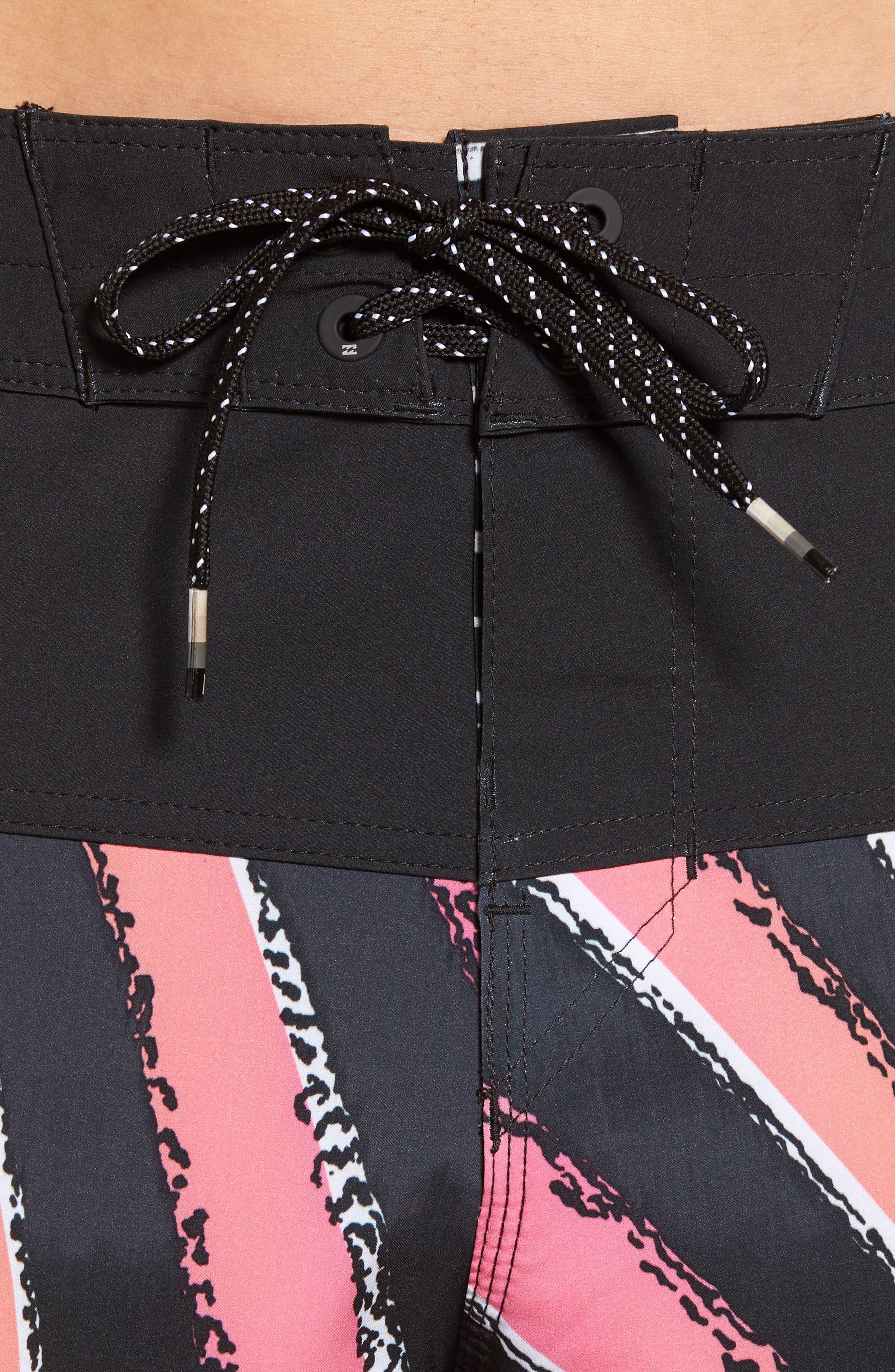 Tribong X Board Shorts,                             Alternate thumbnail 4, color,                             001