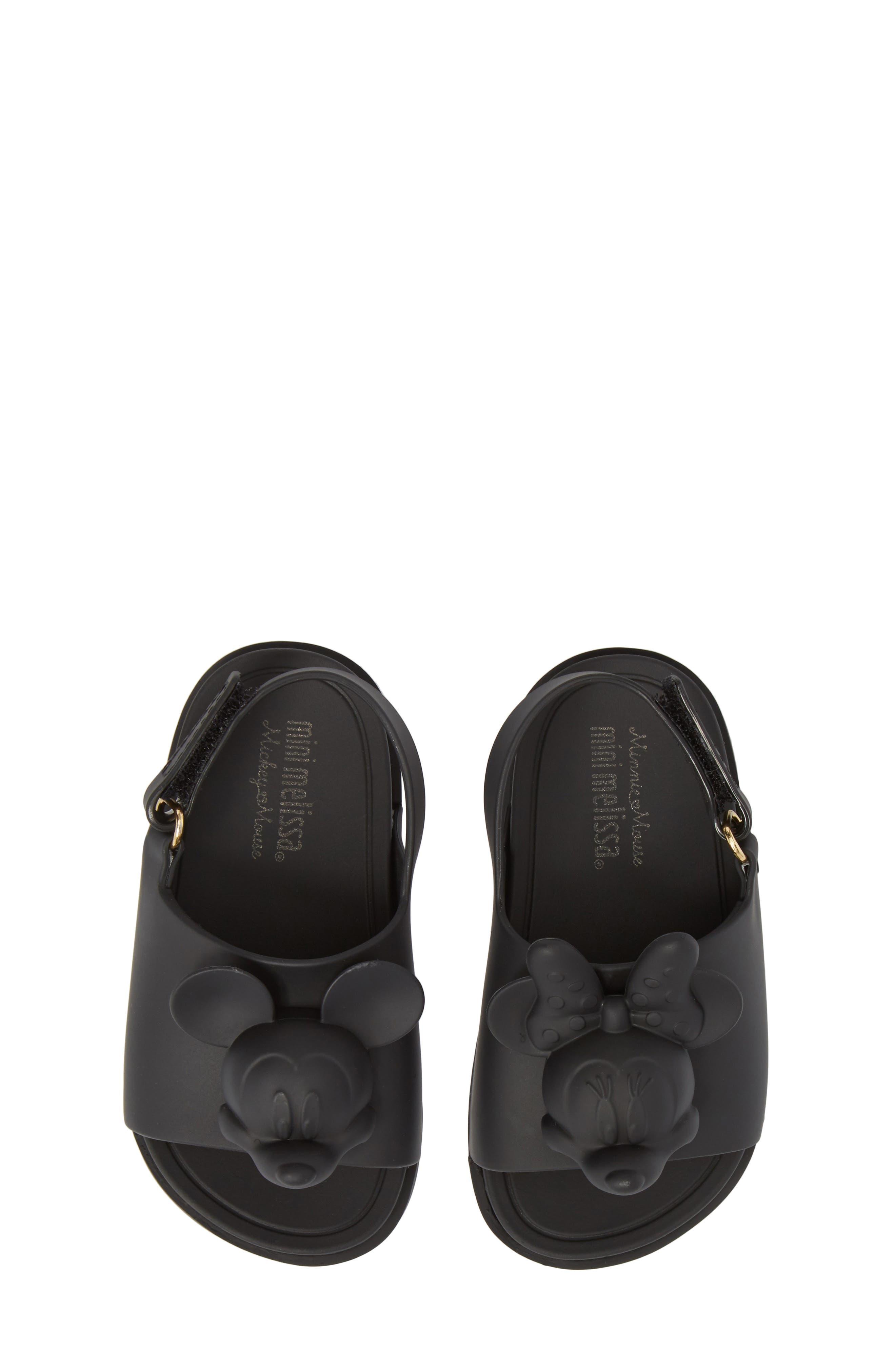 Disney<sup>®</sup> Mini Beach Sandal,                         Main,                         color, 001
