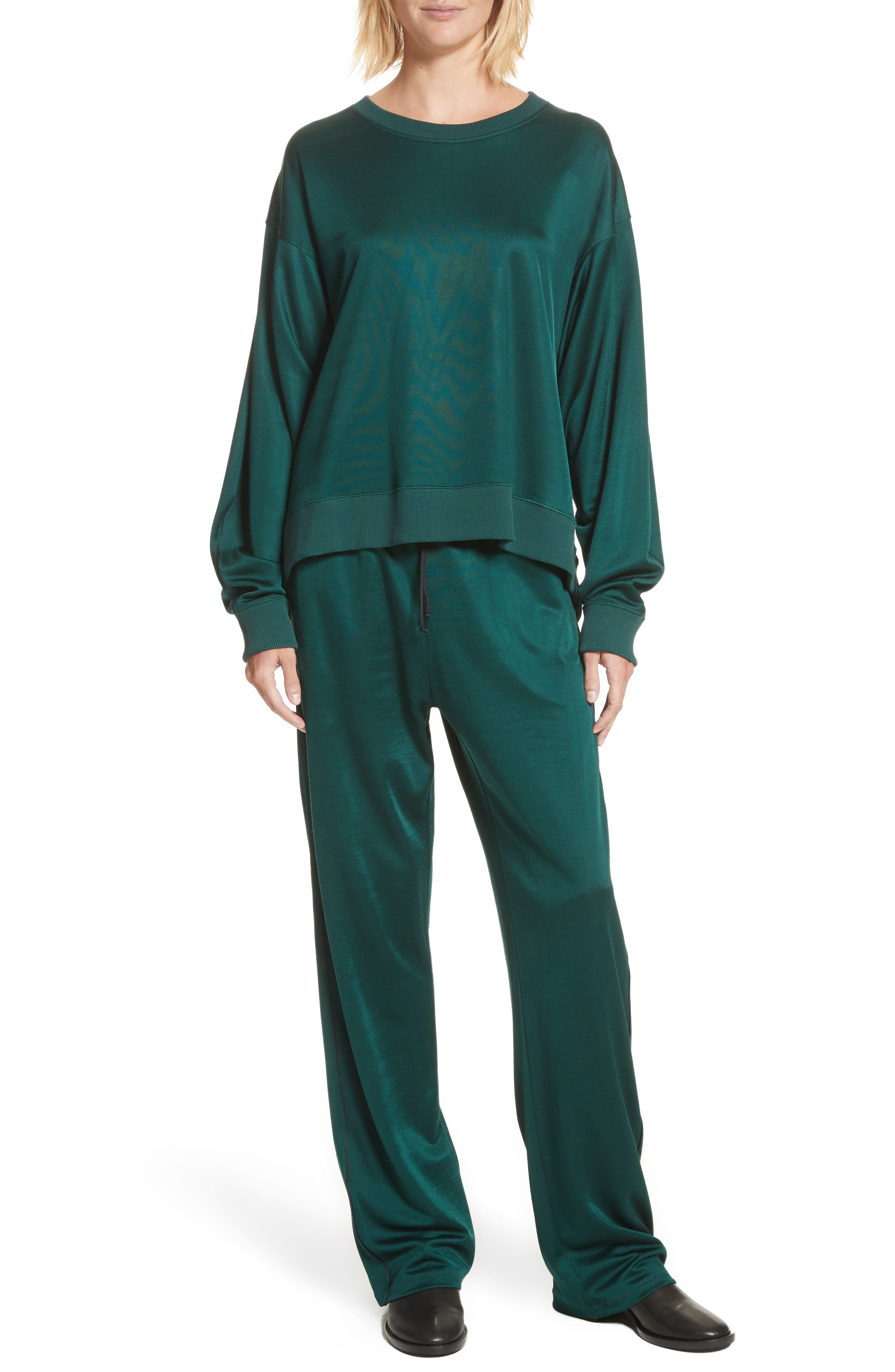 Track Suit Pullover,                             Alternate thumbnail 6, color,                             304