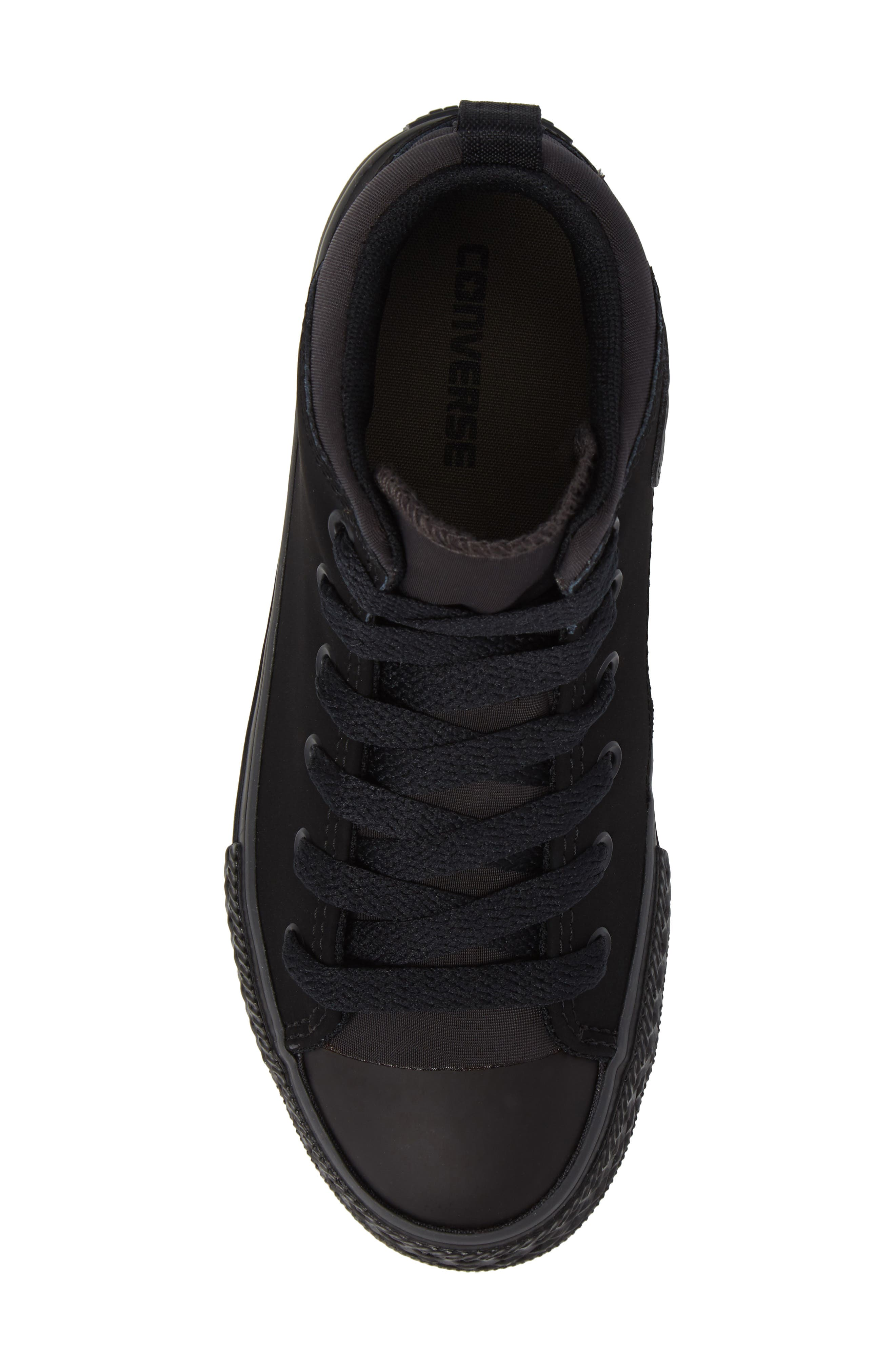 Chuck Taylor<sup>®</sup> All Star<sup>®</sup> Official High Top Sneaker,                             Alternate thumbnail 5, color,                             001