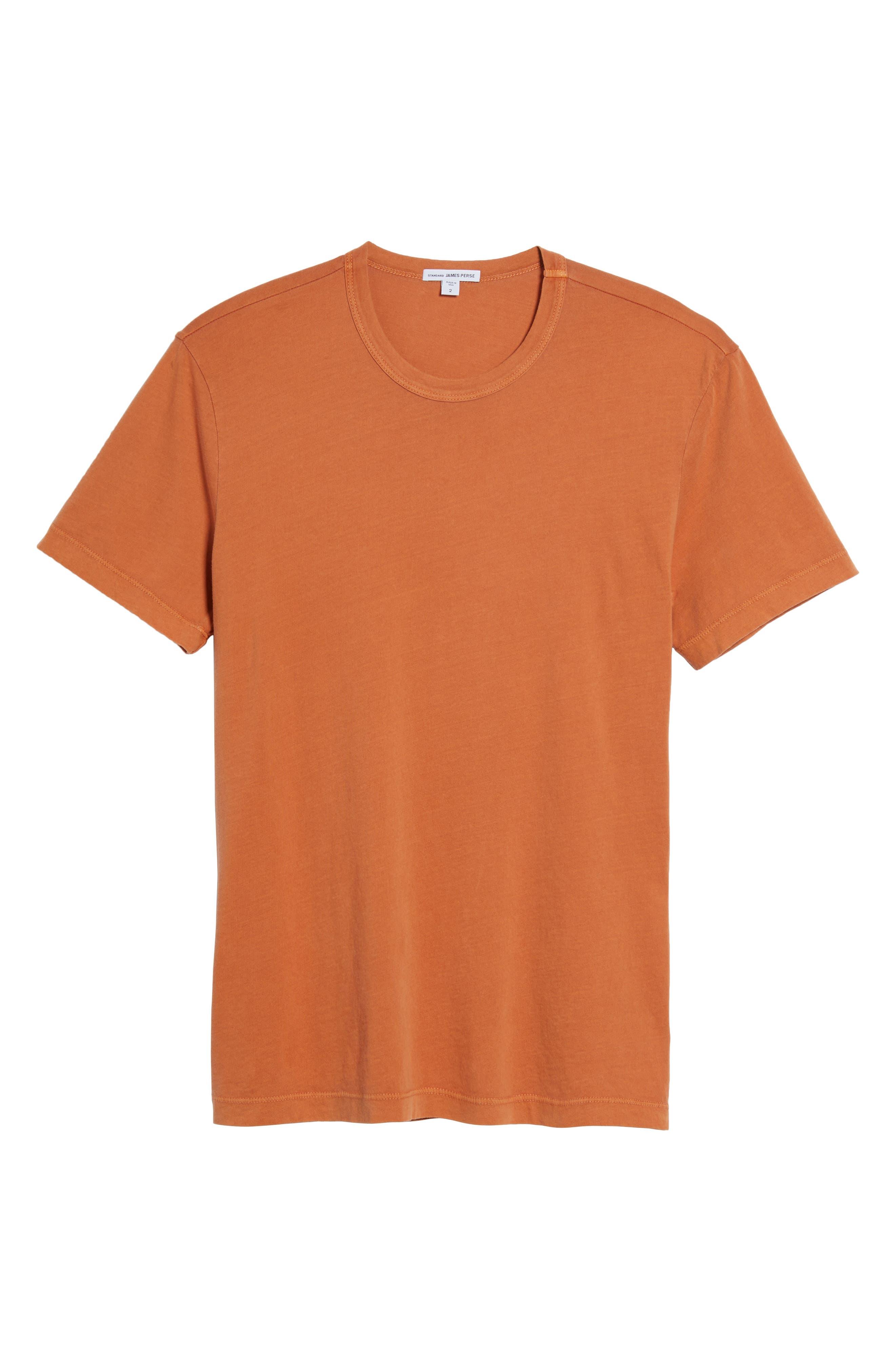 Crewneck Jersey T-Shirt,                             Alternate thumbnail 486, color,
