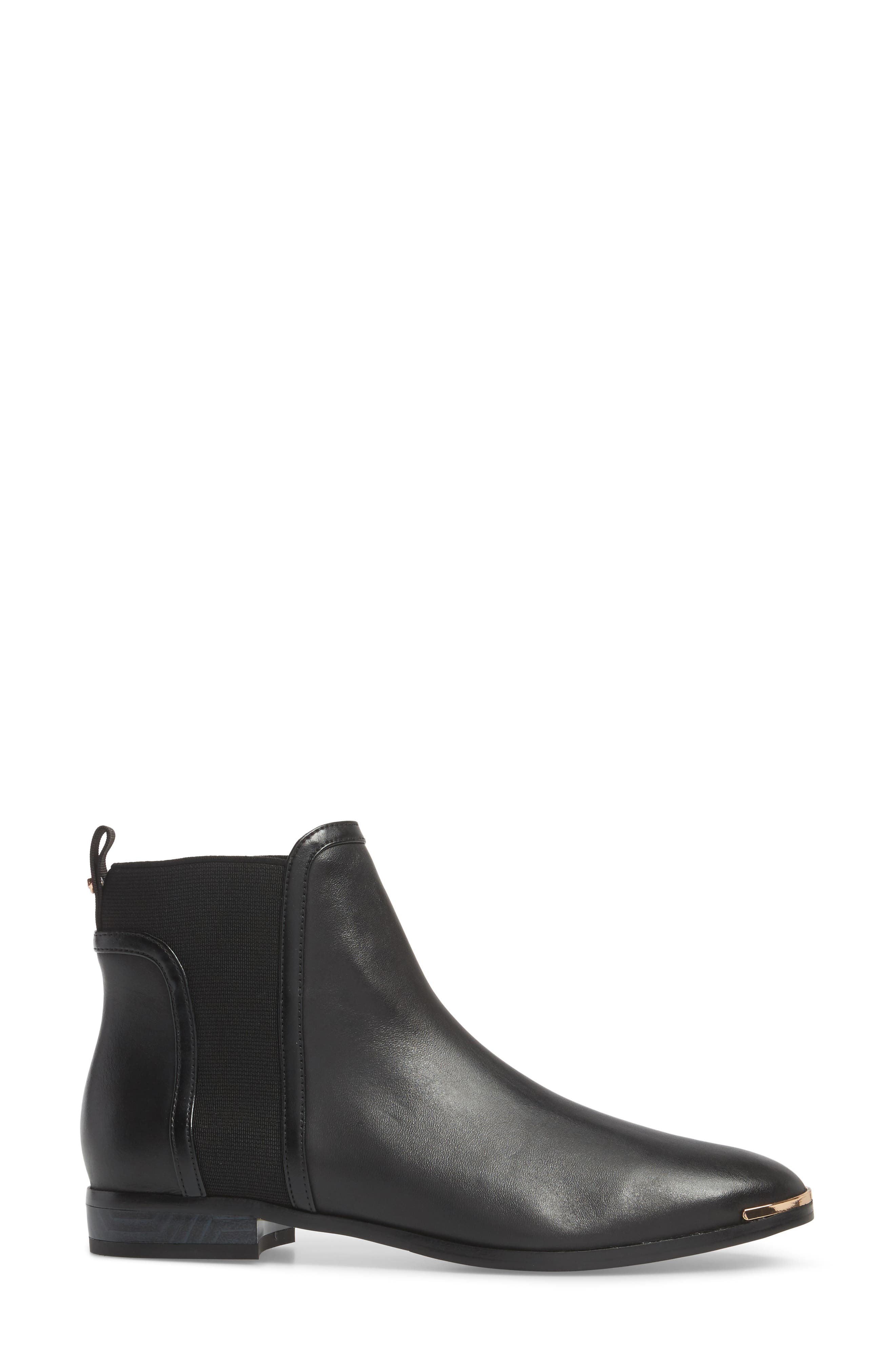 Kerei Chelsea Boot,                             Alternate thumbnail 3, color,                             001