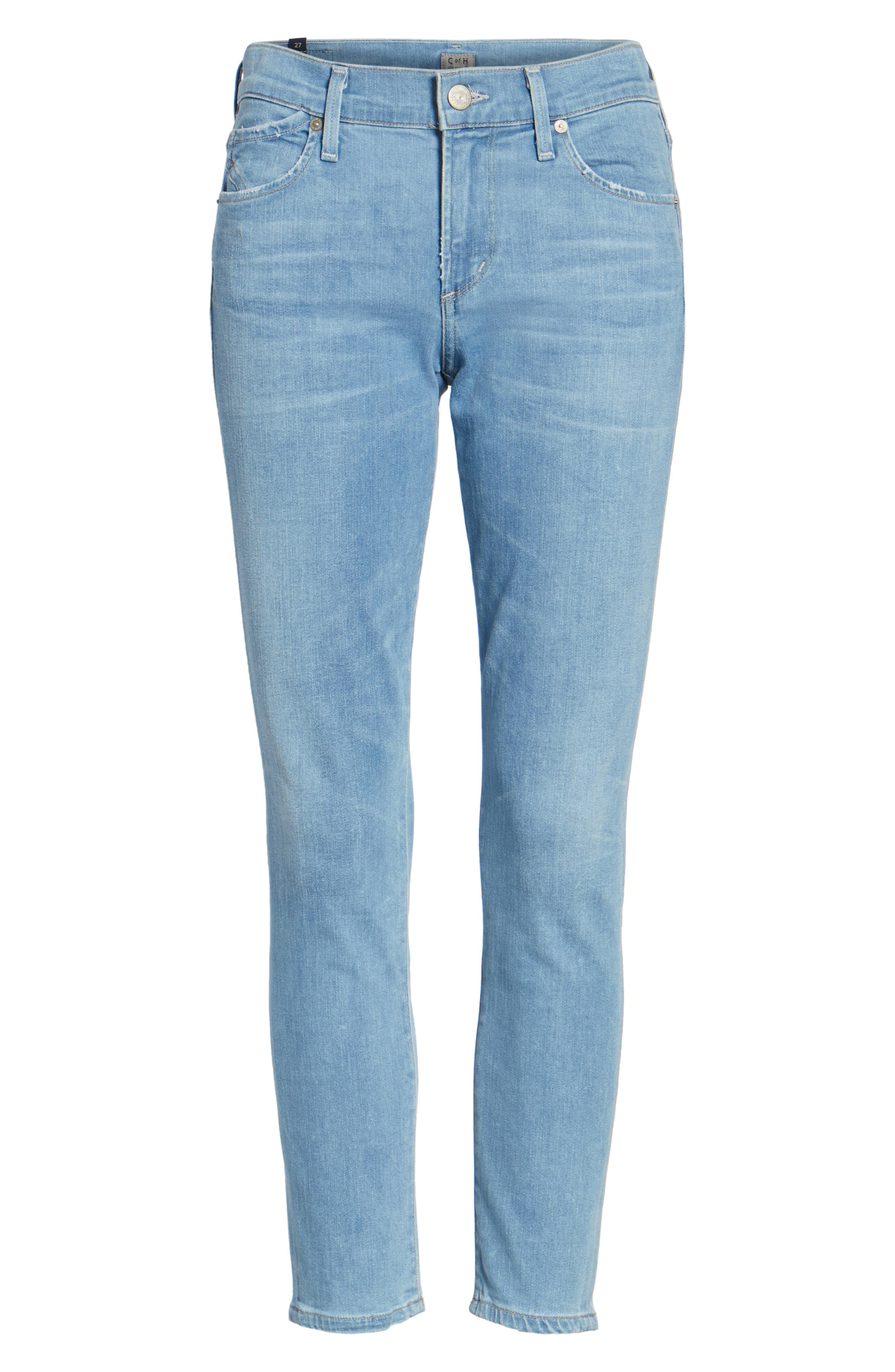 Arielle Slim Jeans,                             Alternate thumbnail 6, color,
