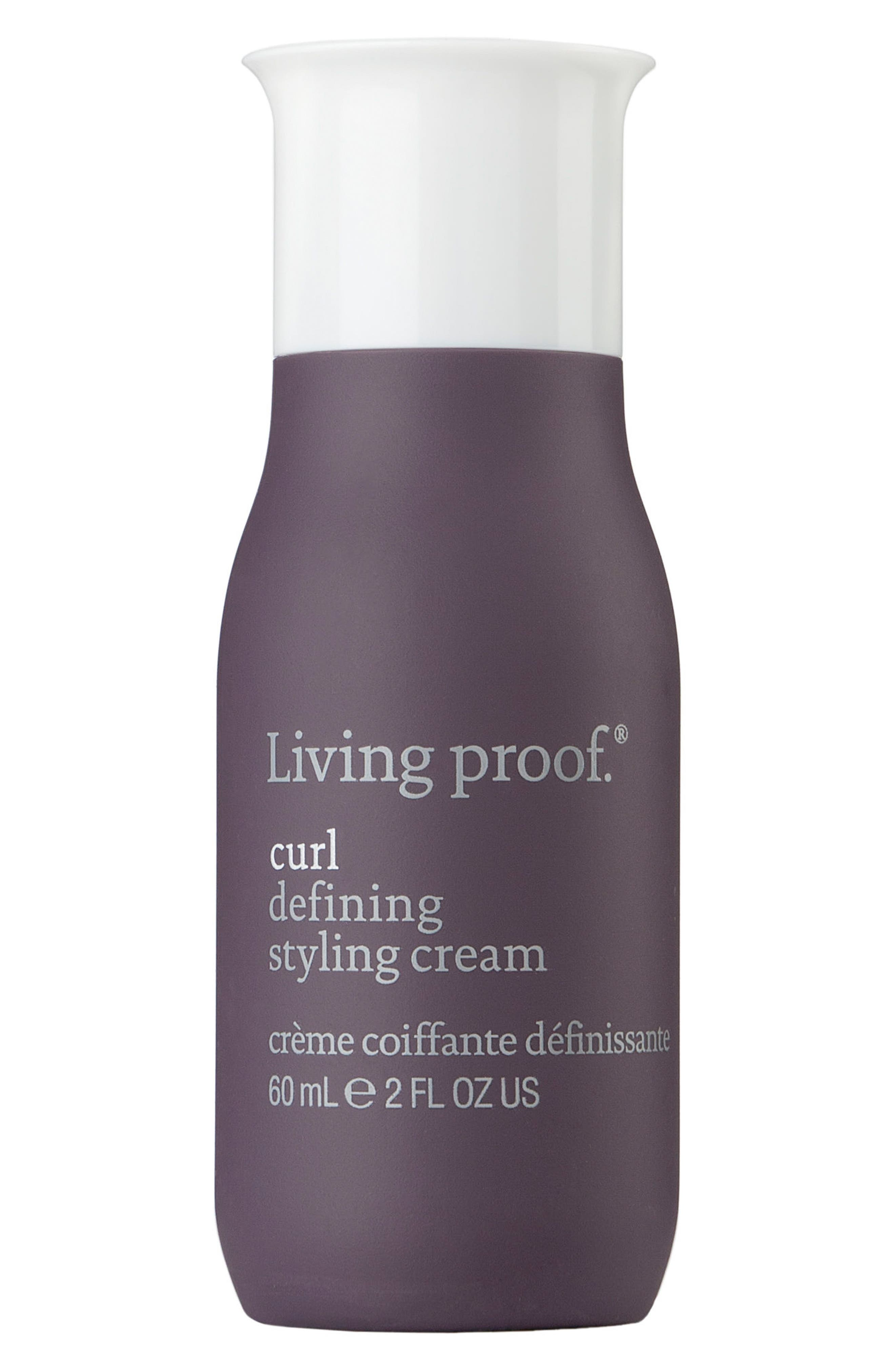 Curl Defining Styling Cream,                             Alternate thumbnail 3, color,                             000