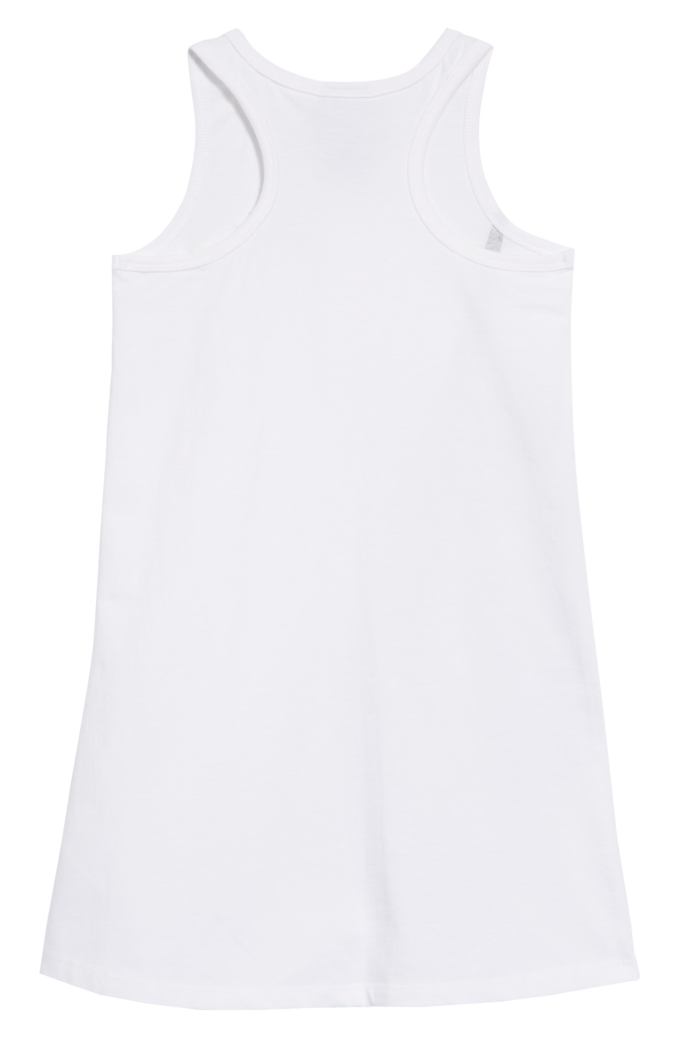 Swing Tank Dress,                             Alternate thumbnail 2, color,                             100