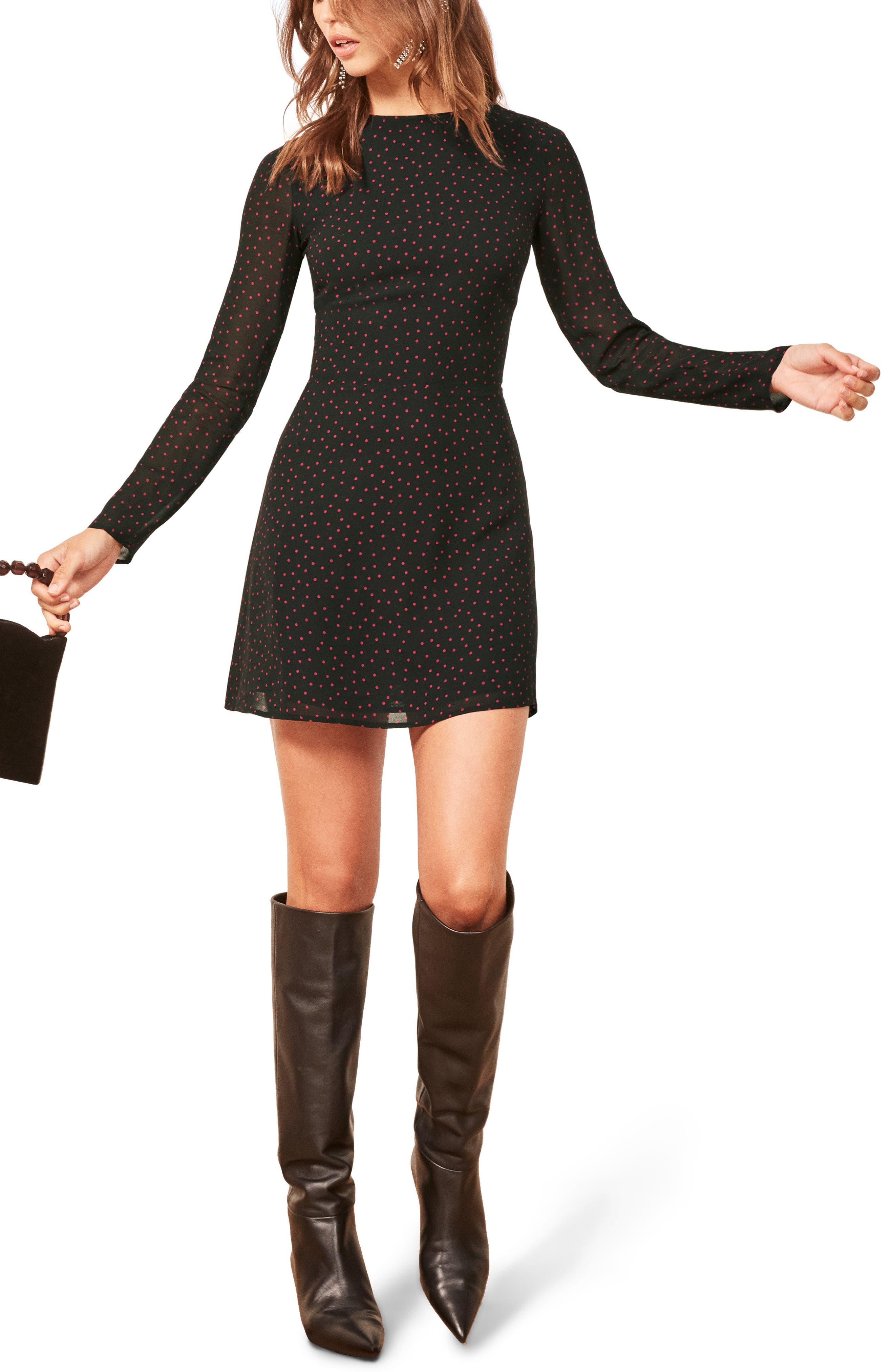 Mayra Dress,                         Main,                         color, NATALIA