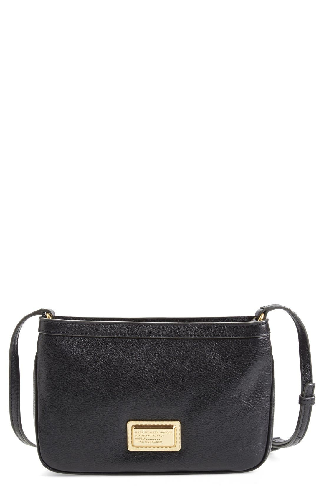 MARC BY MARC JACOBS 'Take Your Marc - Percy' Crossbody Bag,                             Main thumbnail 1, color,
