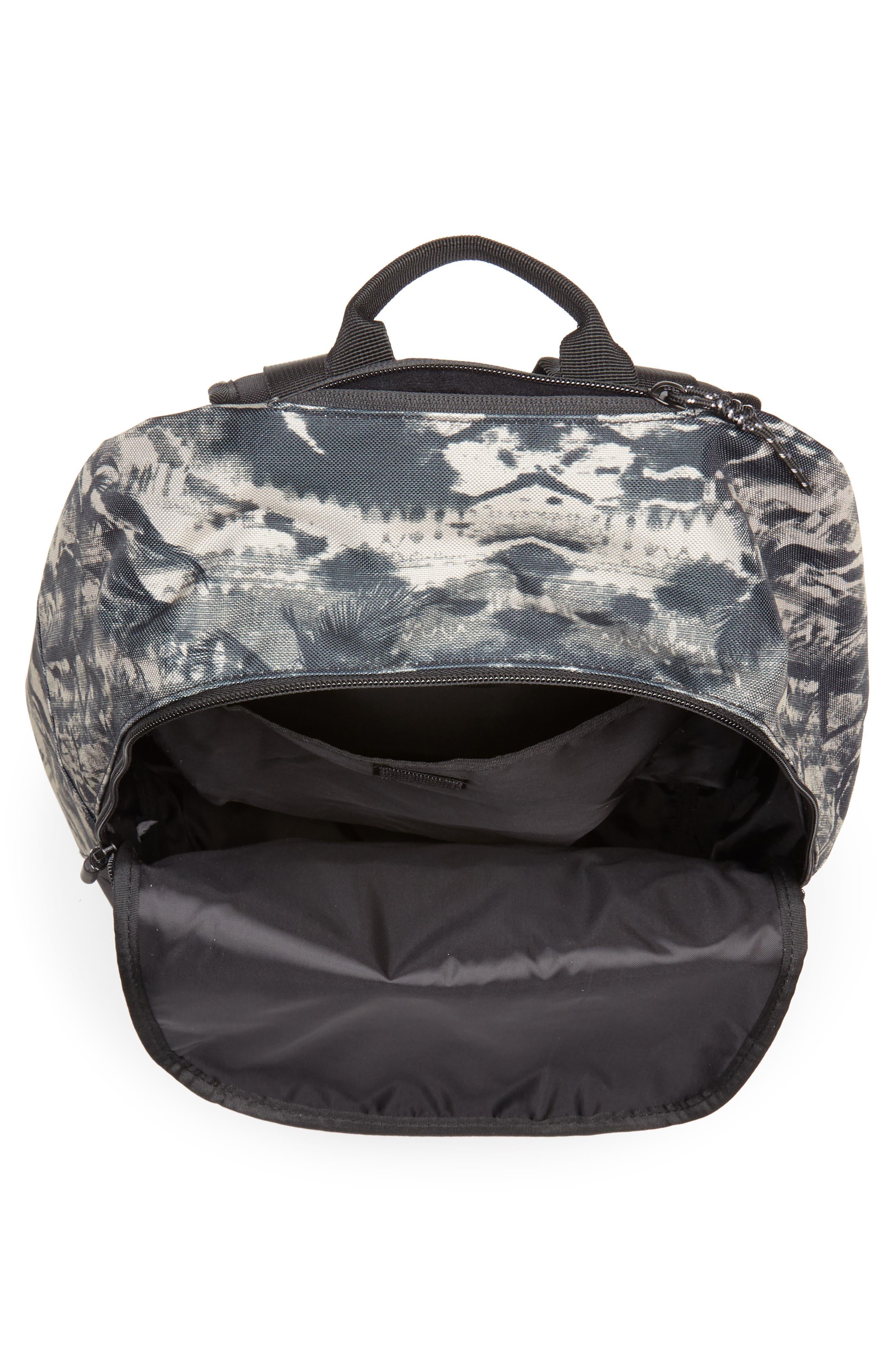 Transfer Backpack,                             Alternate thumbnail 4, color,                             DARK ARMY