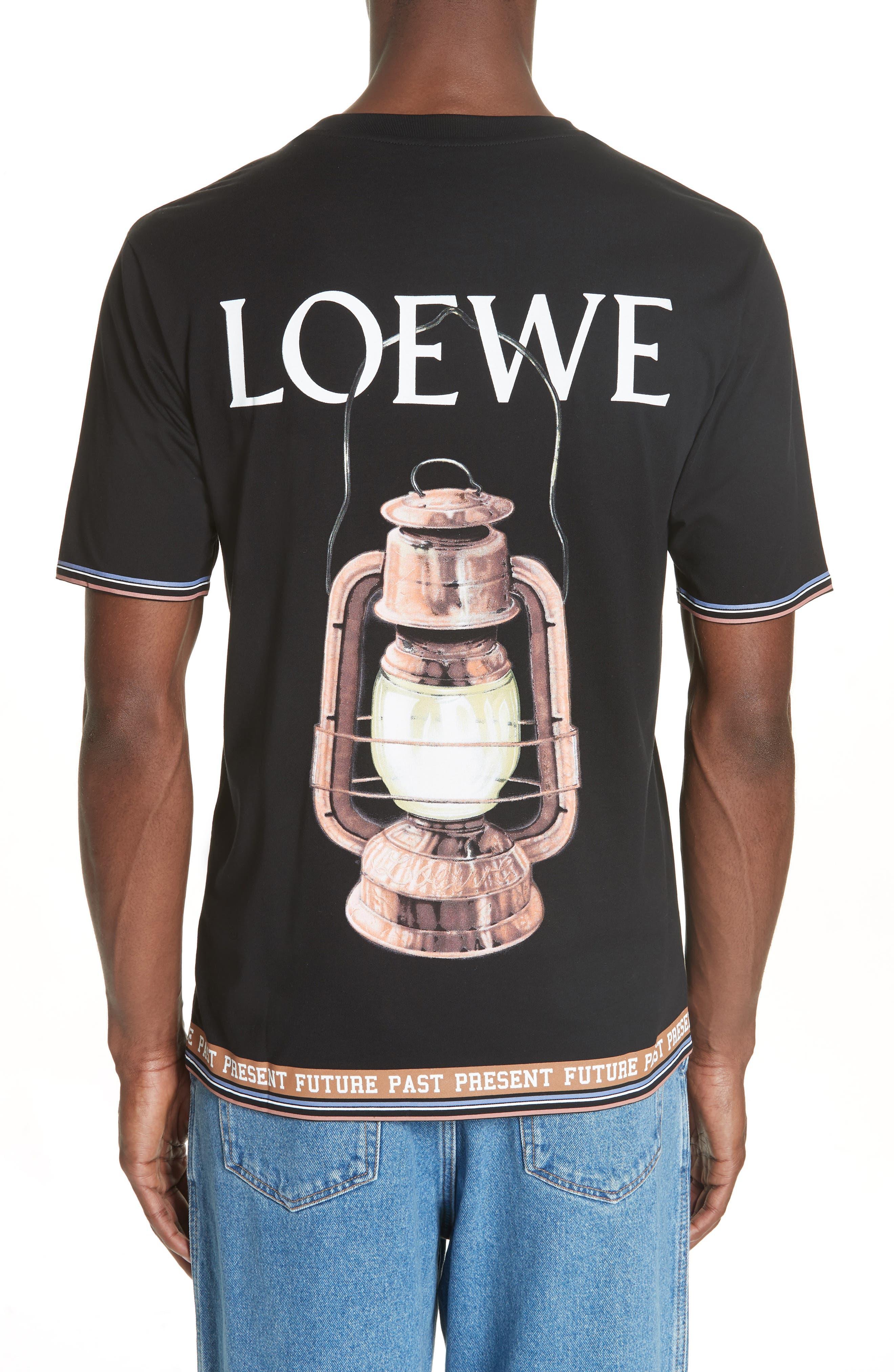 PPF Lamp Graphic T-Shirt,                             Alternate thumbnail 2, color,                             961