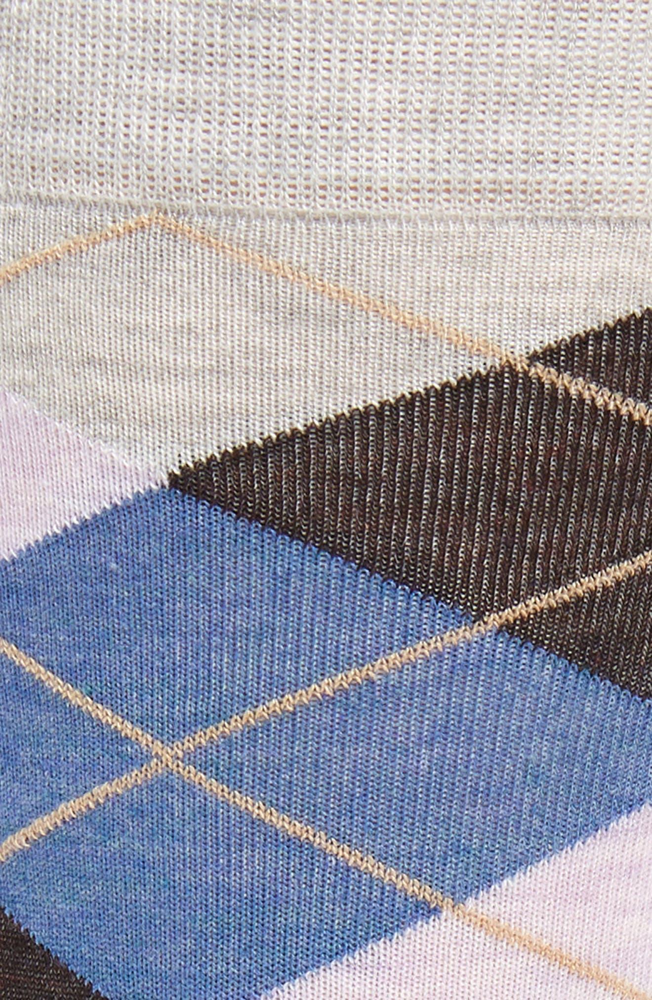 Argyle Socks,                             Alternate thumbnail 2, color,                             030