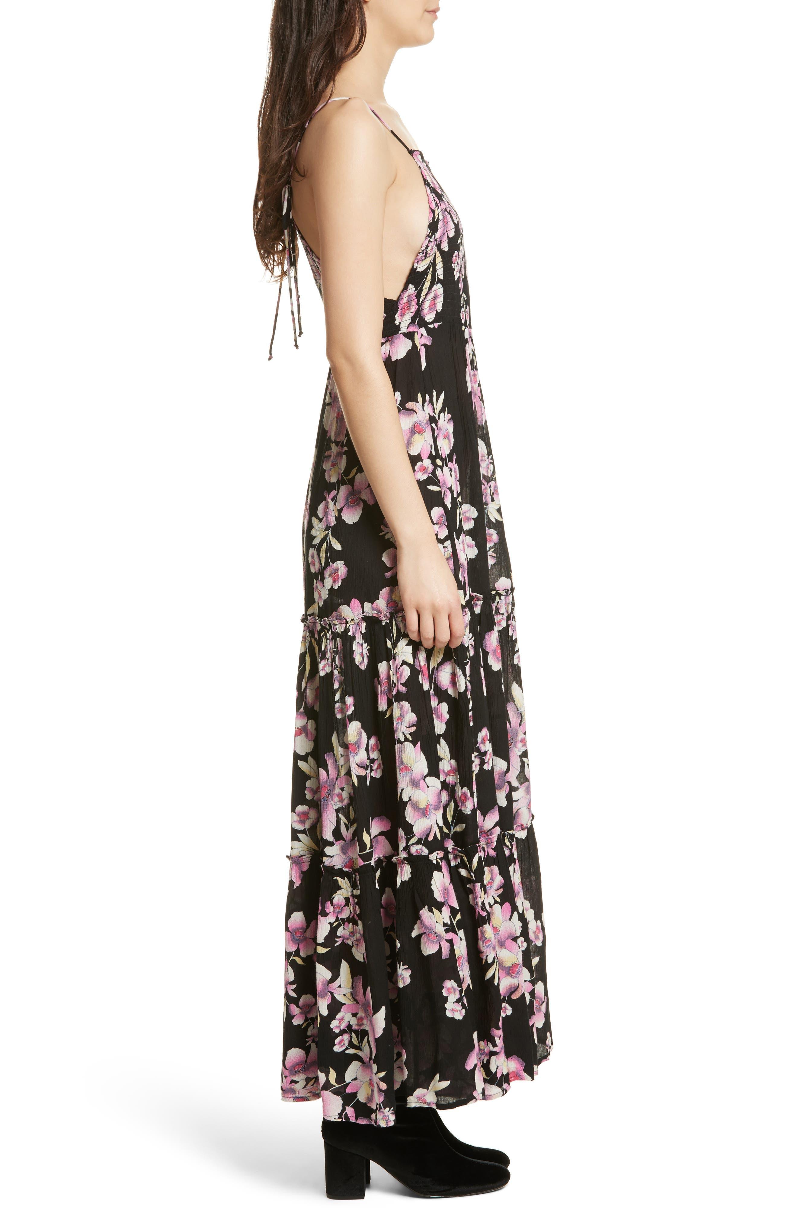Garden Party Maxi Dress,                             Alternate thumbnail 15, color,