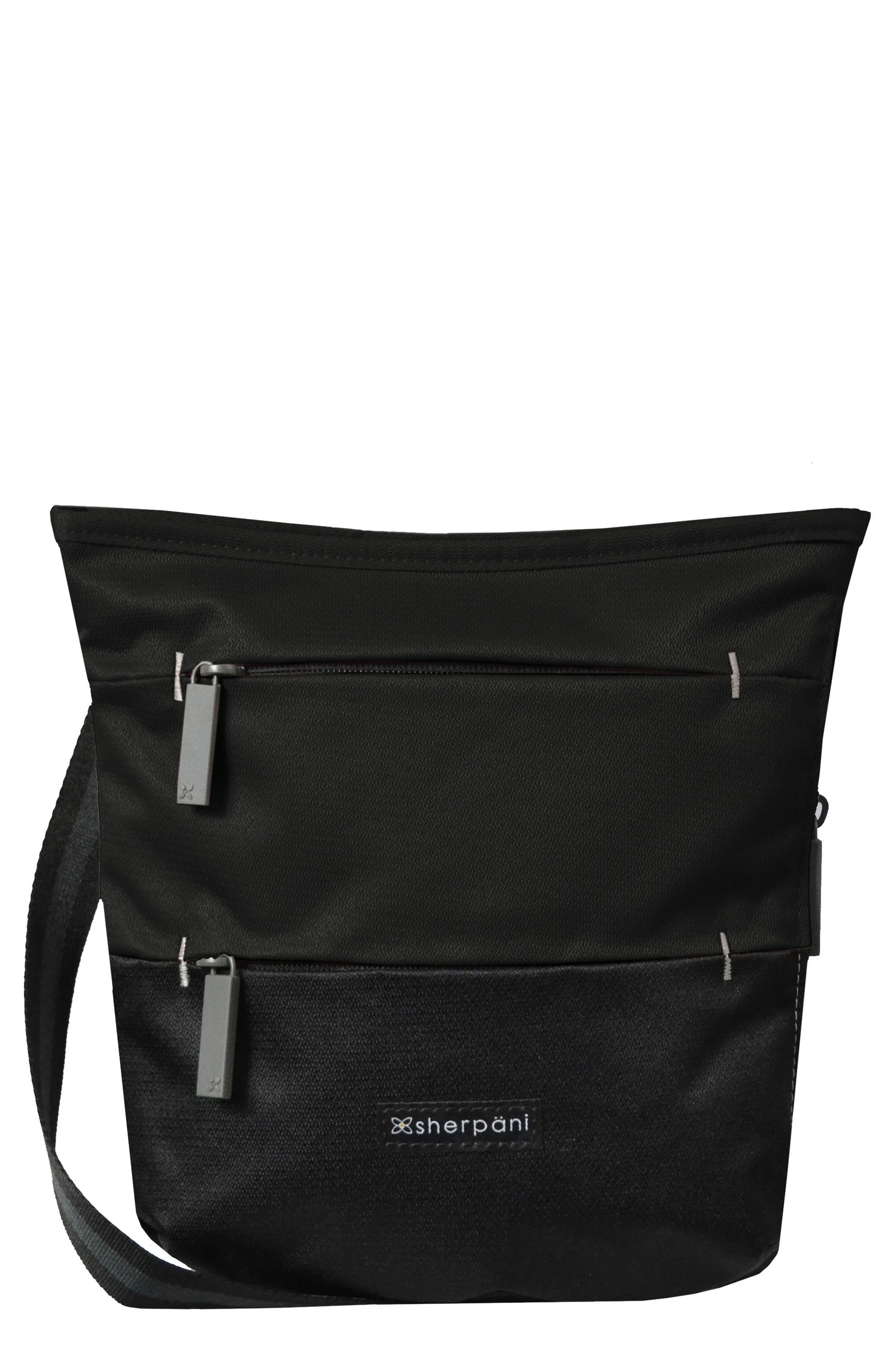 Medium Sadie Crossbody Bag,                         Main,                         color, RAVEN