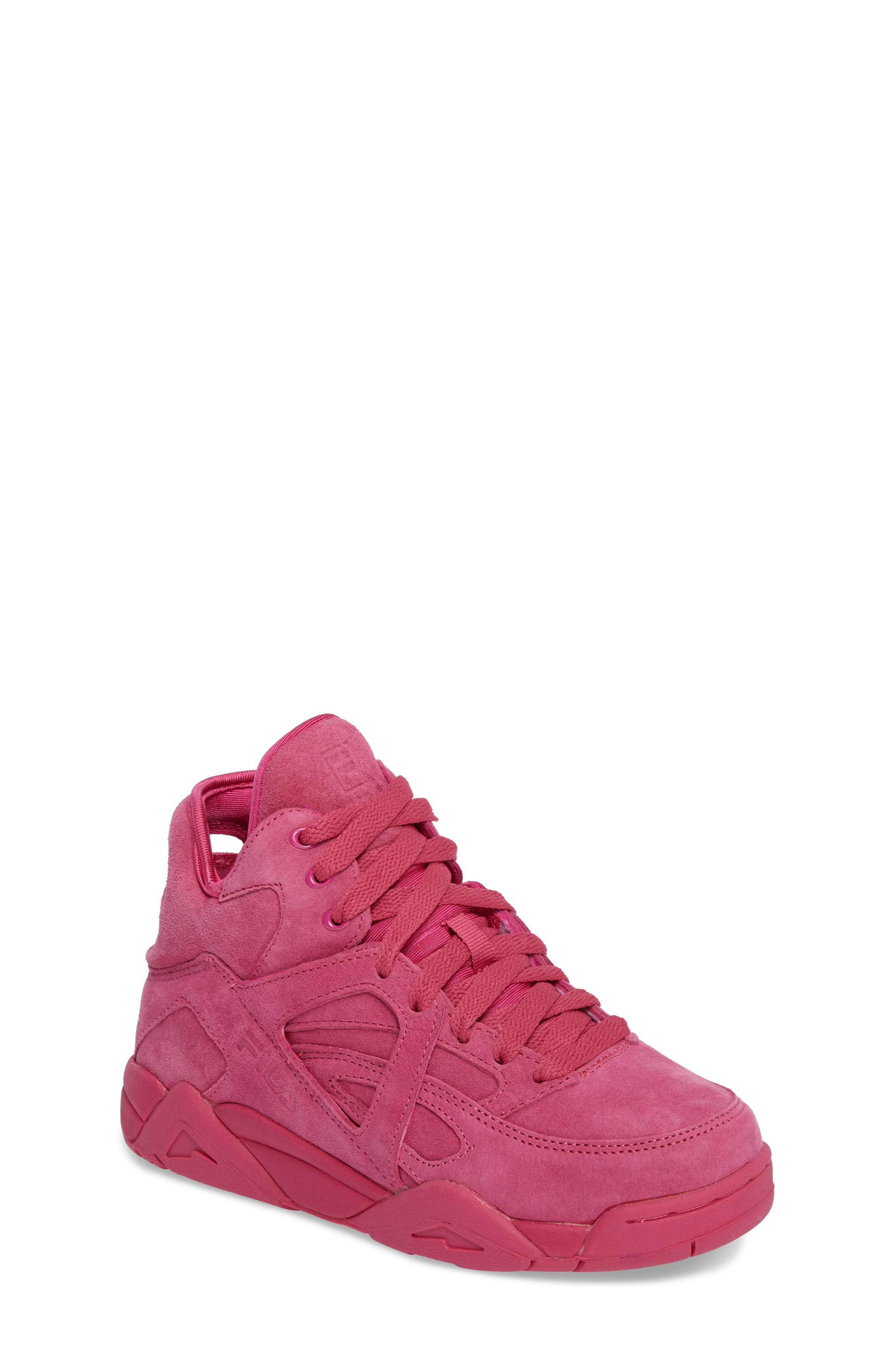 The Cage High Top Sneaker,                         Main,                         color, 650