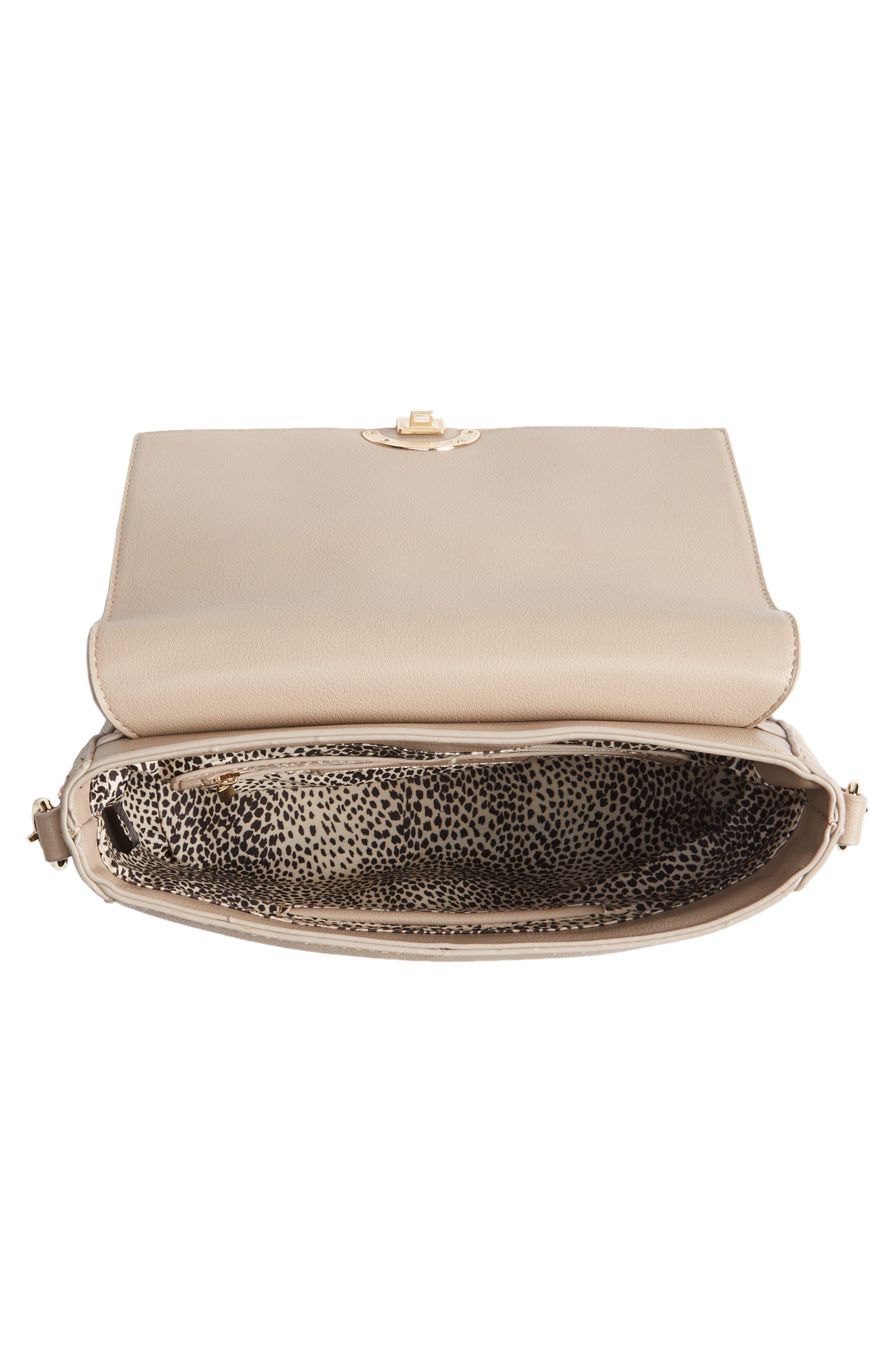 Colie Faux Leather Crossbody Bag,                             Alternate thumbnail 11, color,