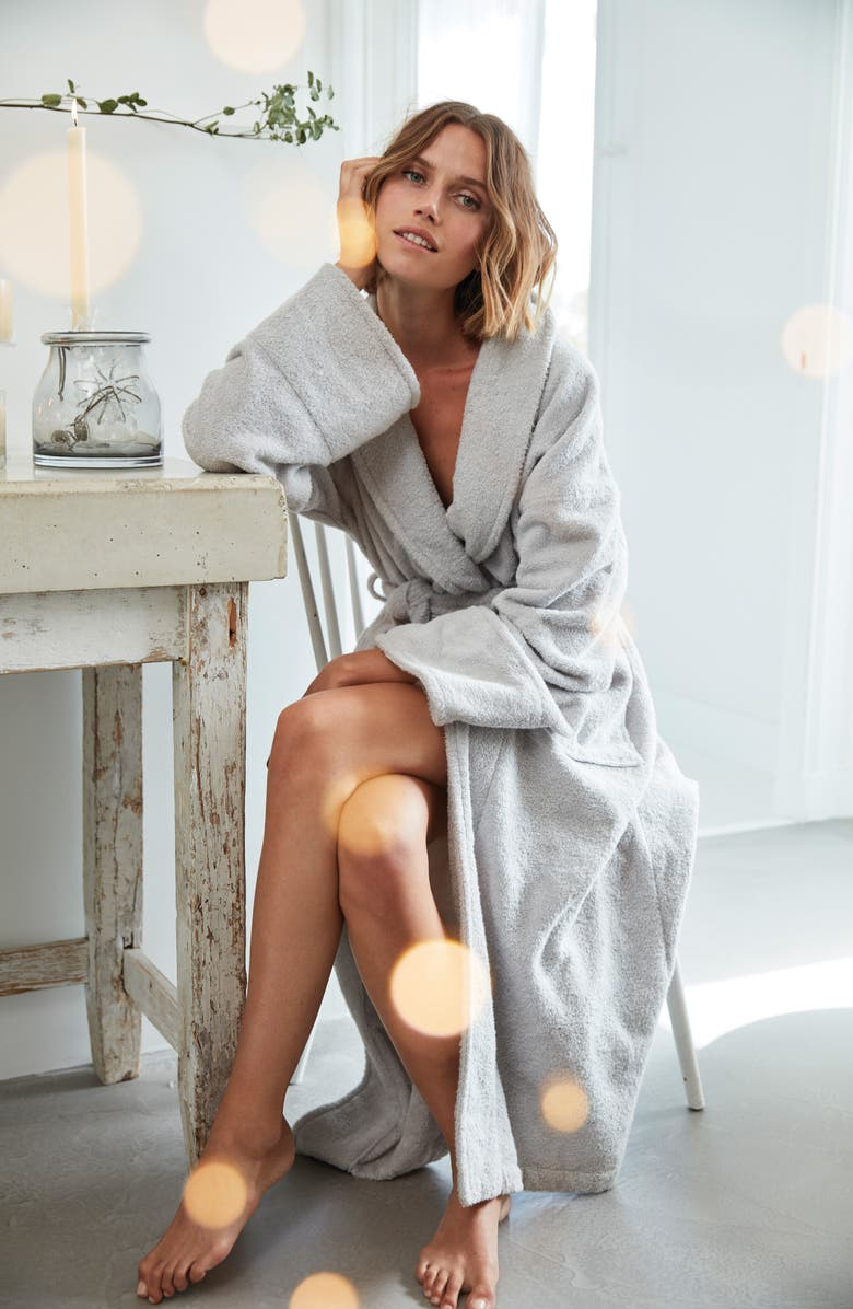 Unisex Classic Cotton Robe | Nordstrom