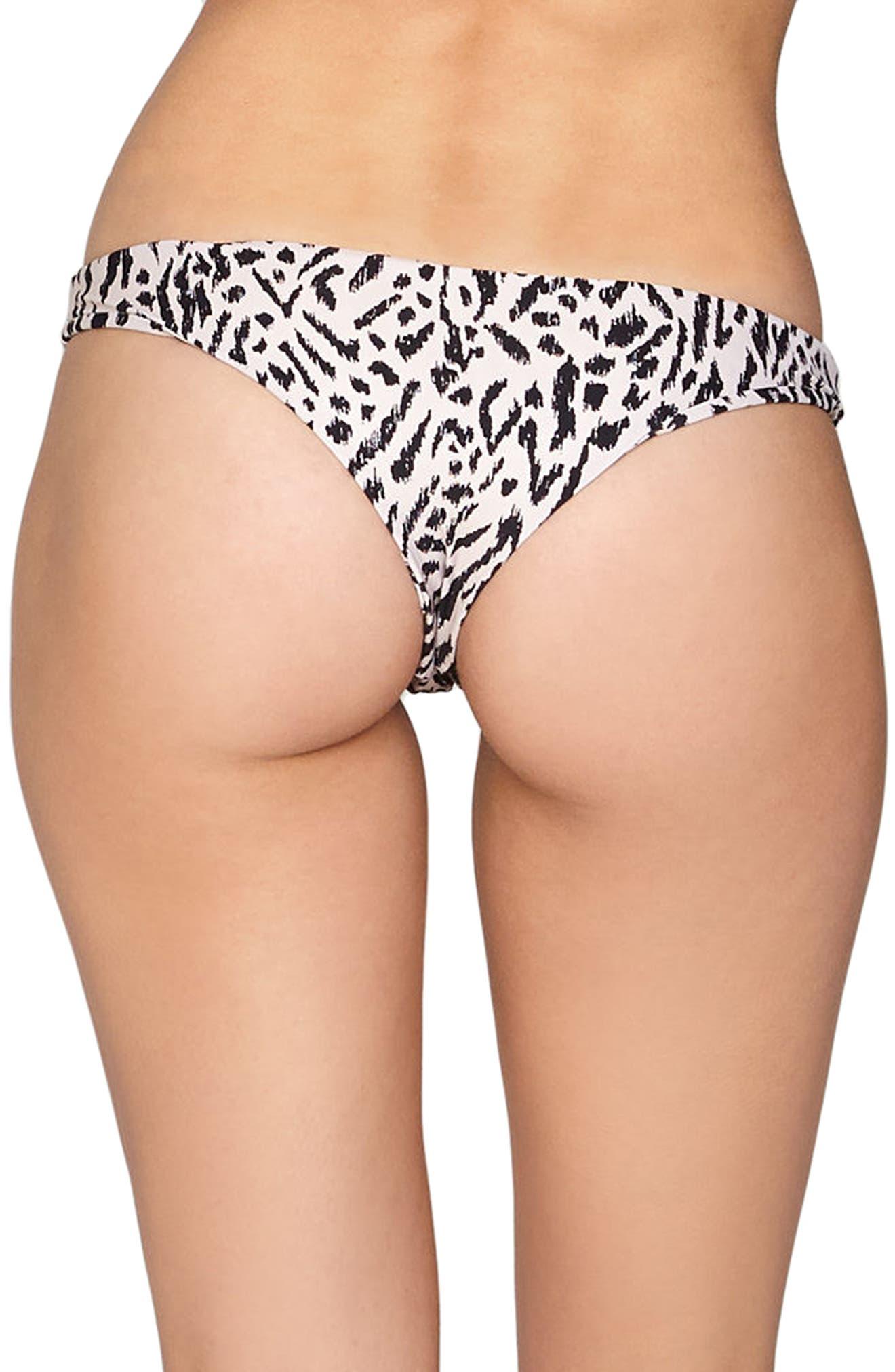 Jaine Teensy Bikini Bottoms,                             Alternate thumbnail 2, color,