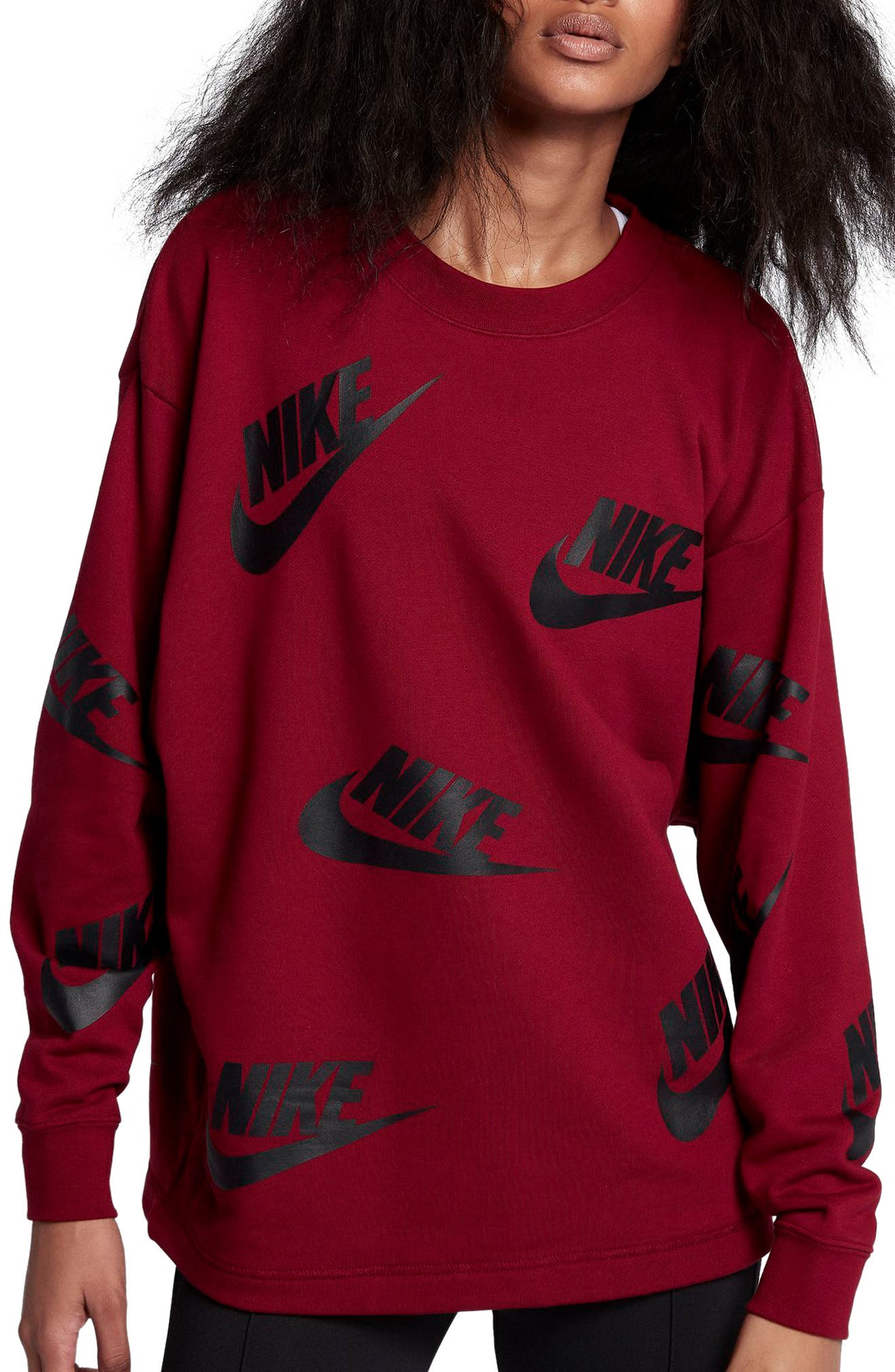 Sportswear Futura Sweatshirt,                             Main thumbnail 3, color,