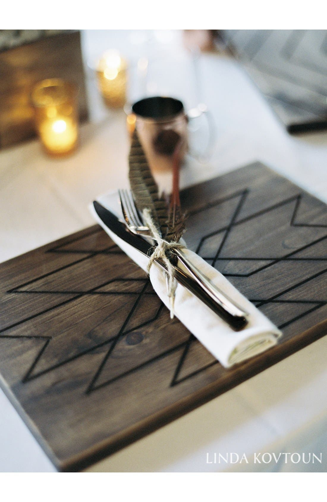GRACE GRAFFITI,                             Engraved Pine Wood Placemat/Cutting Board,                             Alternate thumbnail 2, color,                             200