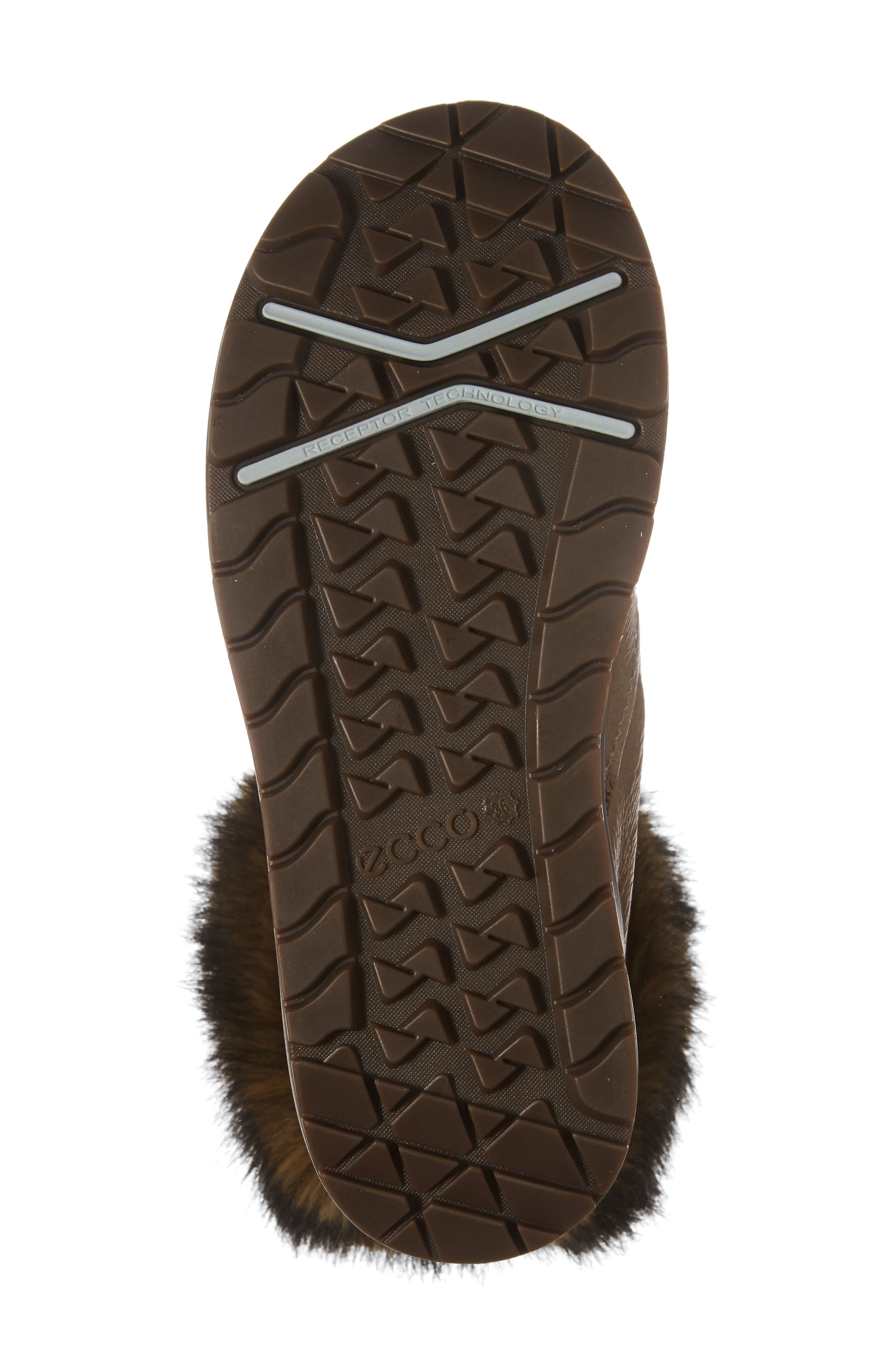 Noyce Siberia Hydromax Water Resistant Winter Boot with Faux Fur Trim,                             Alternate thumbnail 6, color,                             212