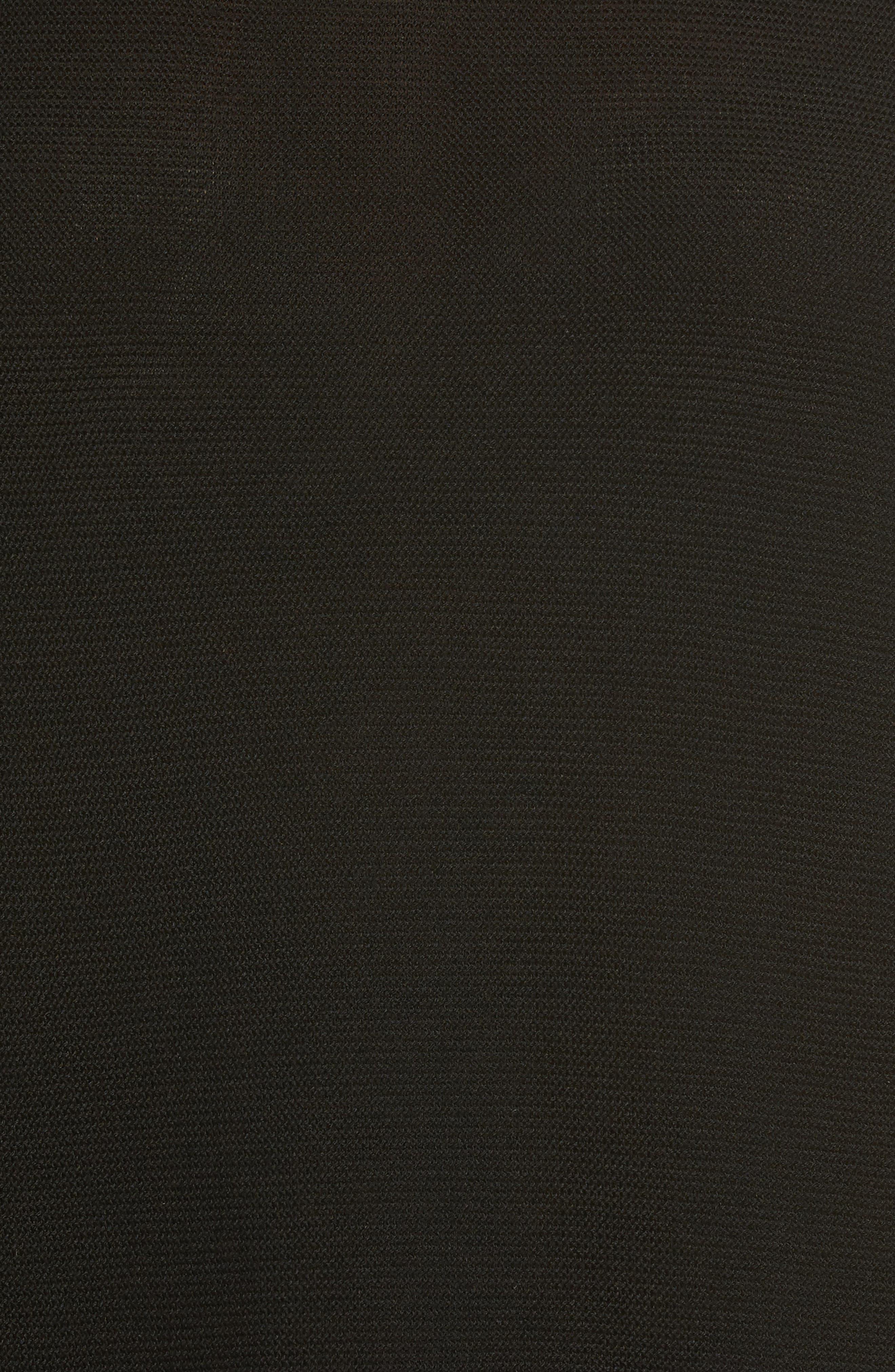 Tencel<sup>®</sup> Knit Top,                             Alternate thumbnail 5, color,                             001