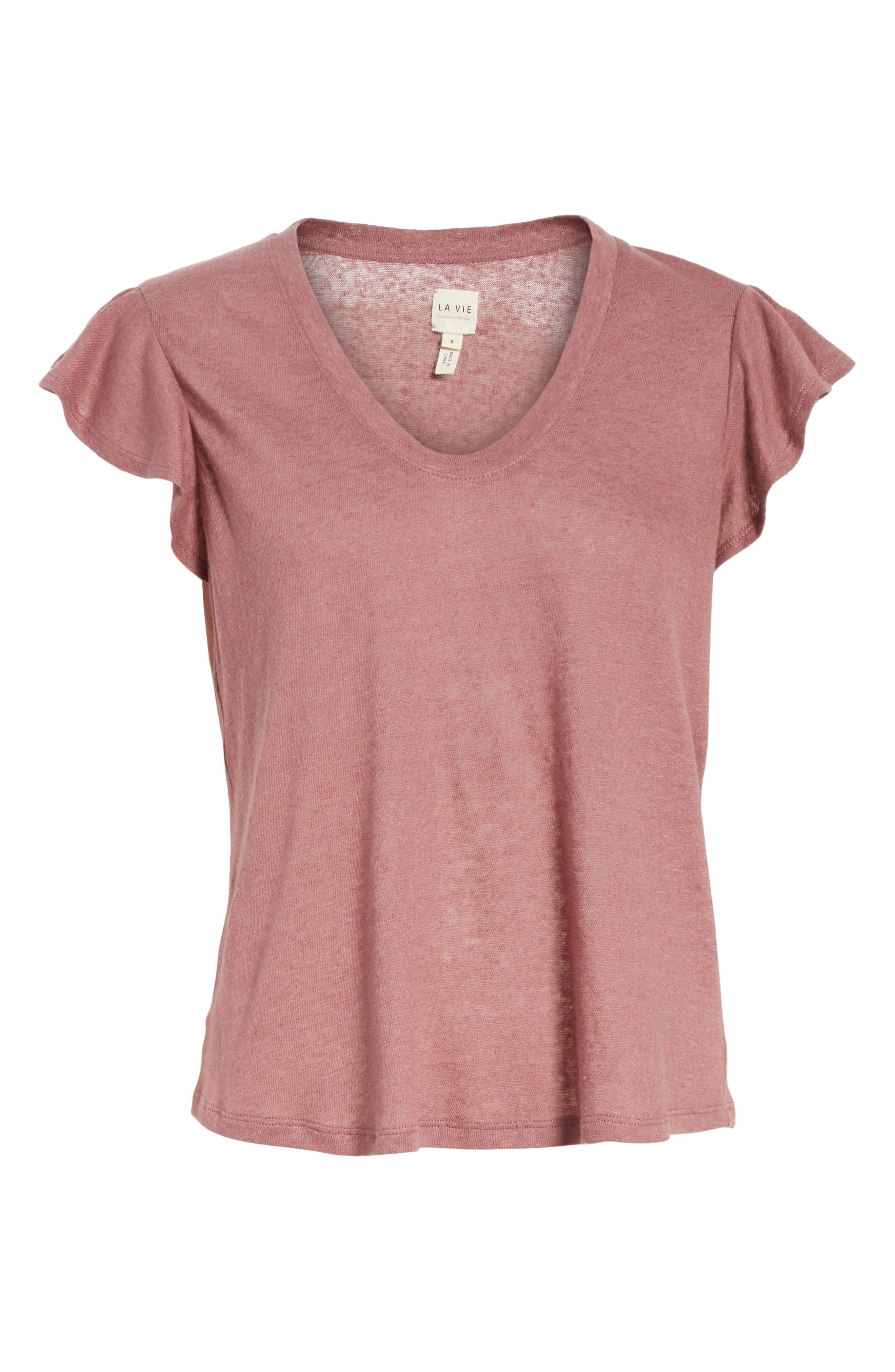 Washed Texture Jersey Tee,                             Alternate thumbnail 49, color,