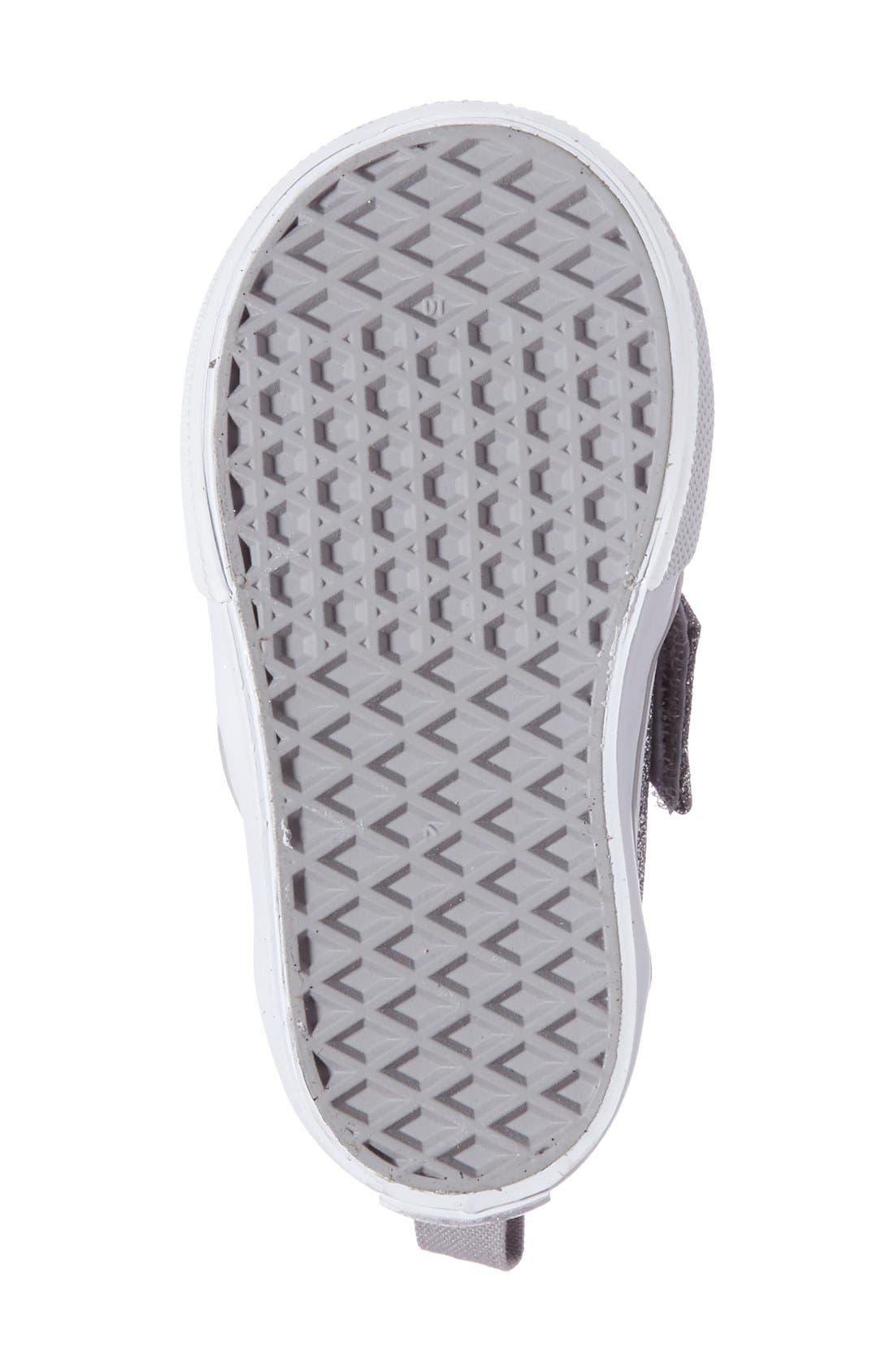 Classic Slip-On V Sneaker,                             Alternate thumbnail 5, color,