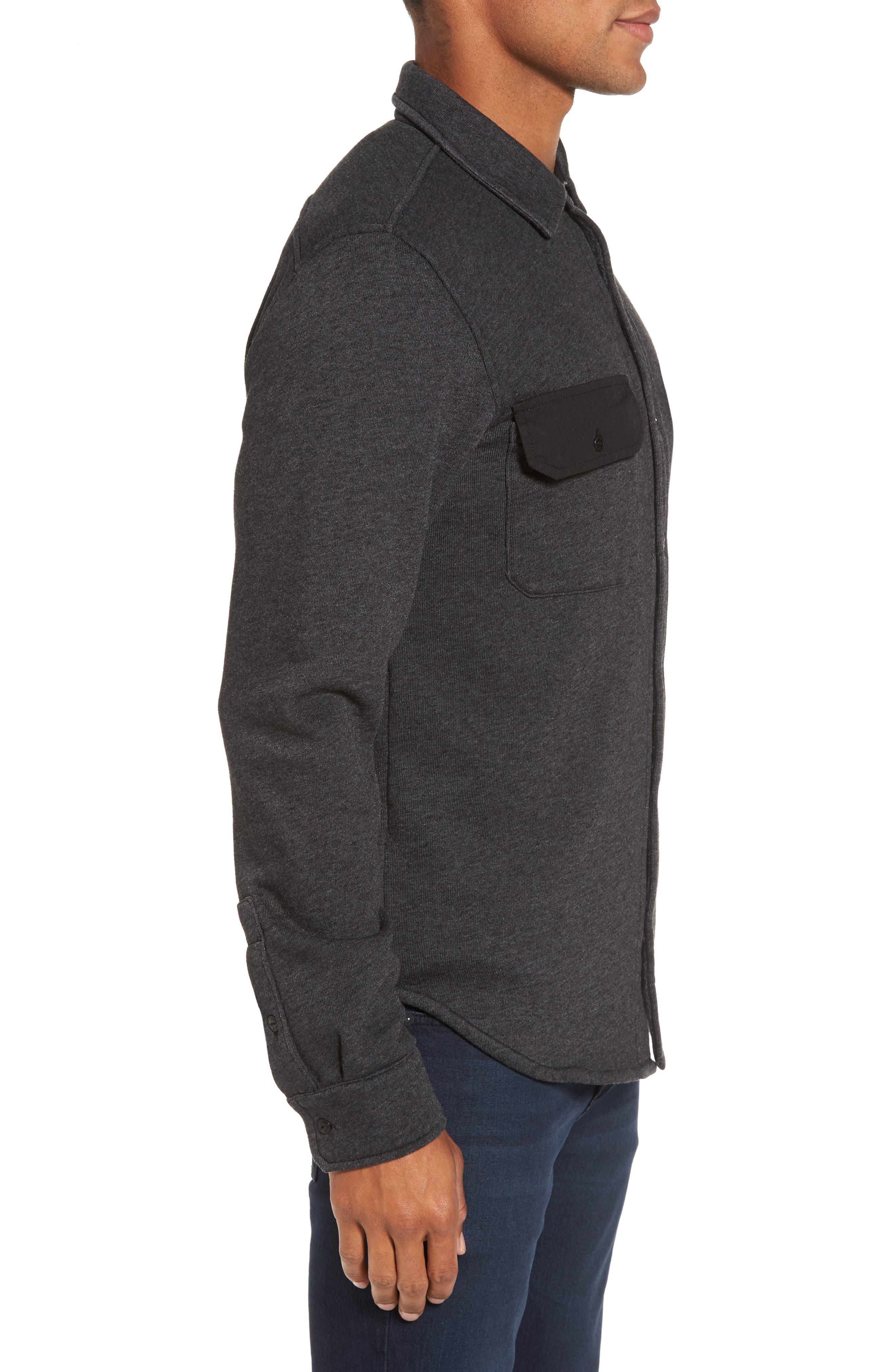 Shirt Jacket,                             Alternate thumbnail 7, color,