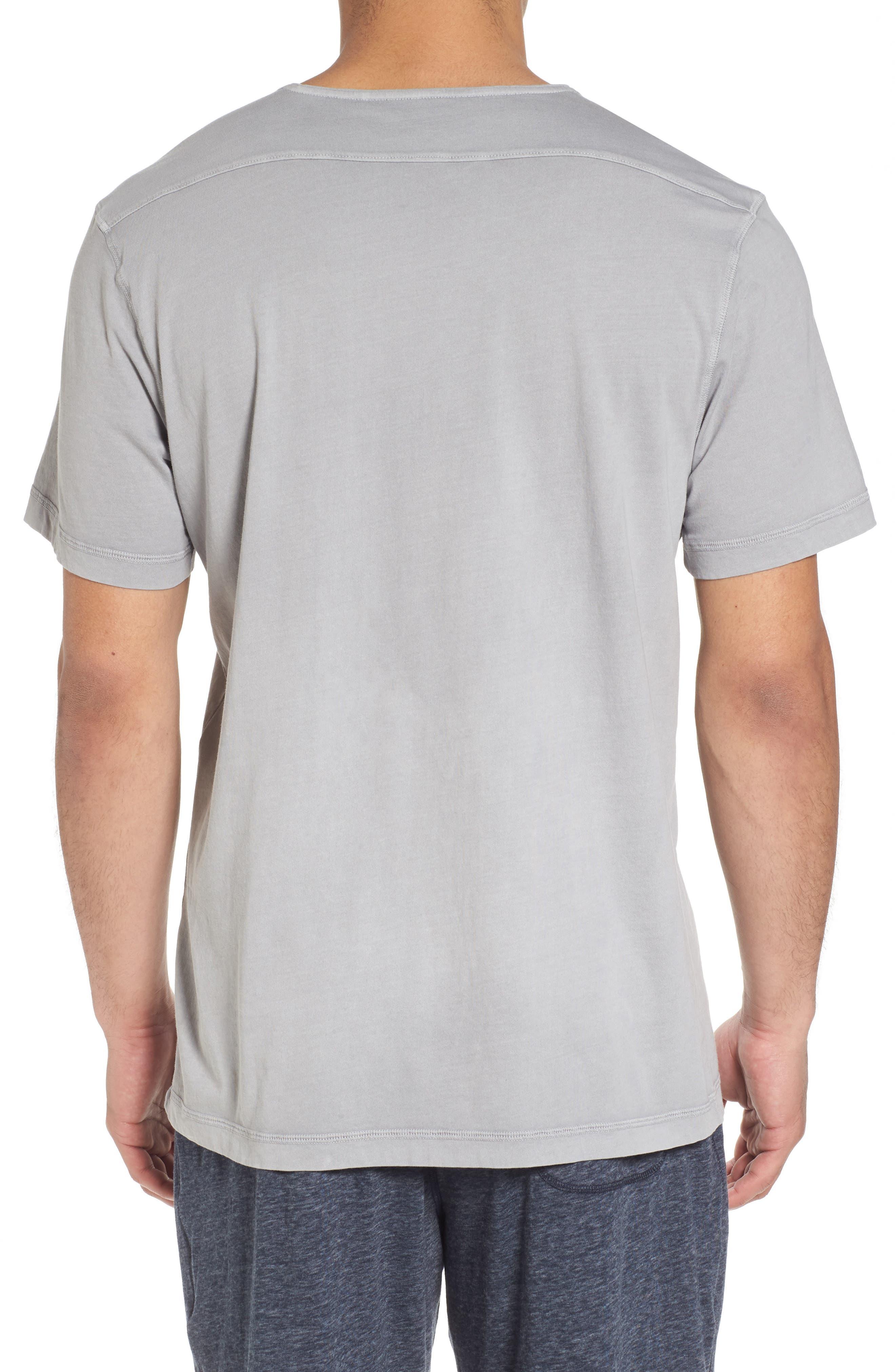 Peruvian Pima Cotton Crewneck T-Shirt,                             Alternate thumbnail 2, color,                             020