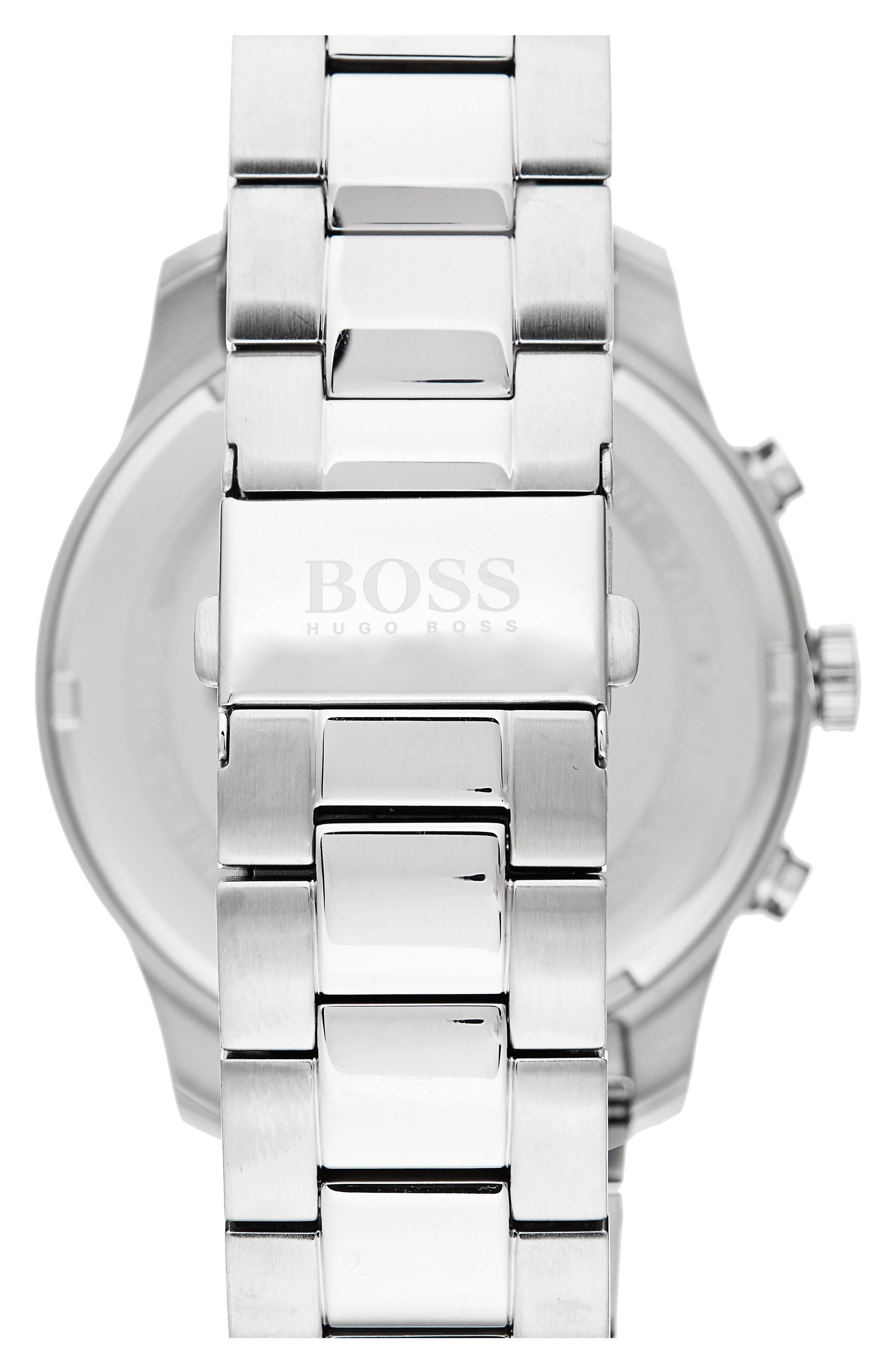 Professional Chronograph Bracelet Watch, 42mm,                             Alternate thumbnail 2, color,                             460