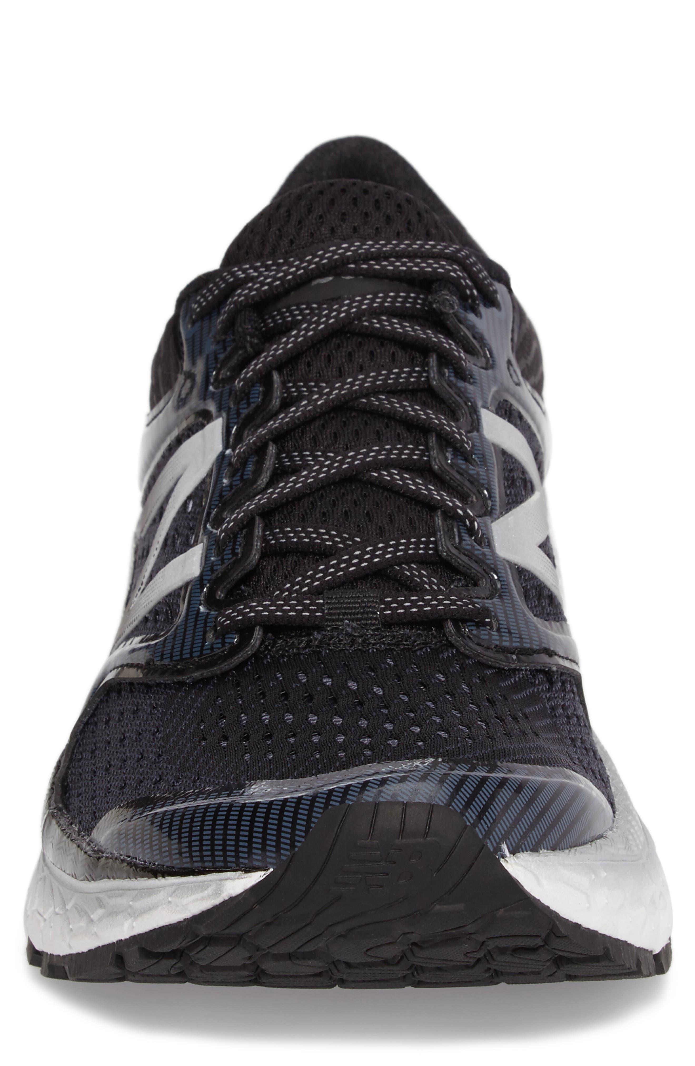 Fresh Foam 1080v7 Running Shoe,                             Alternate thumbnail 4, color,                             004