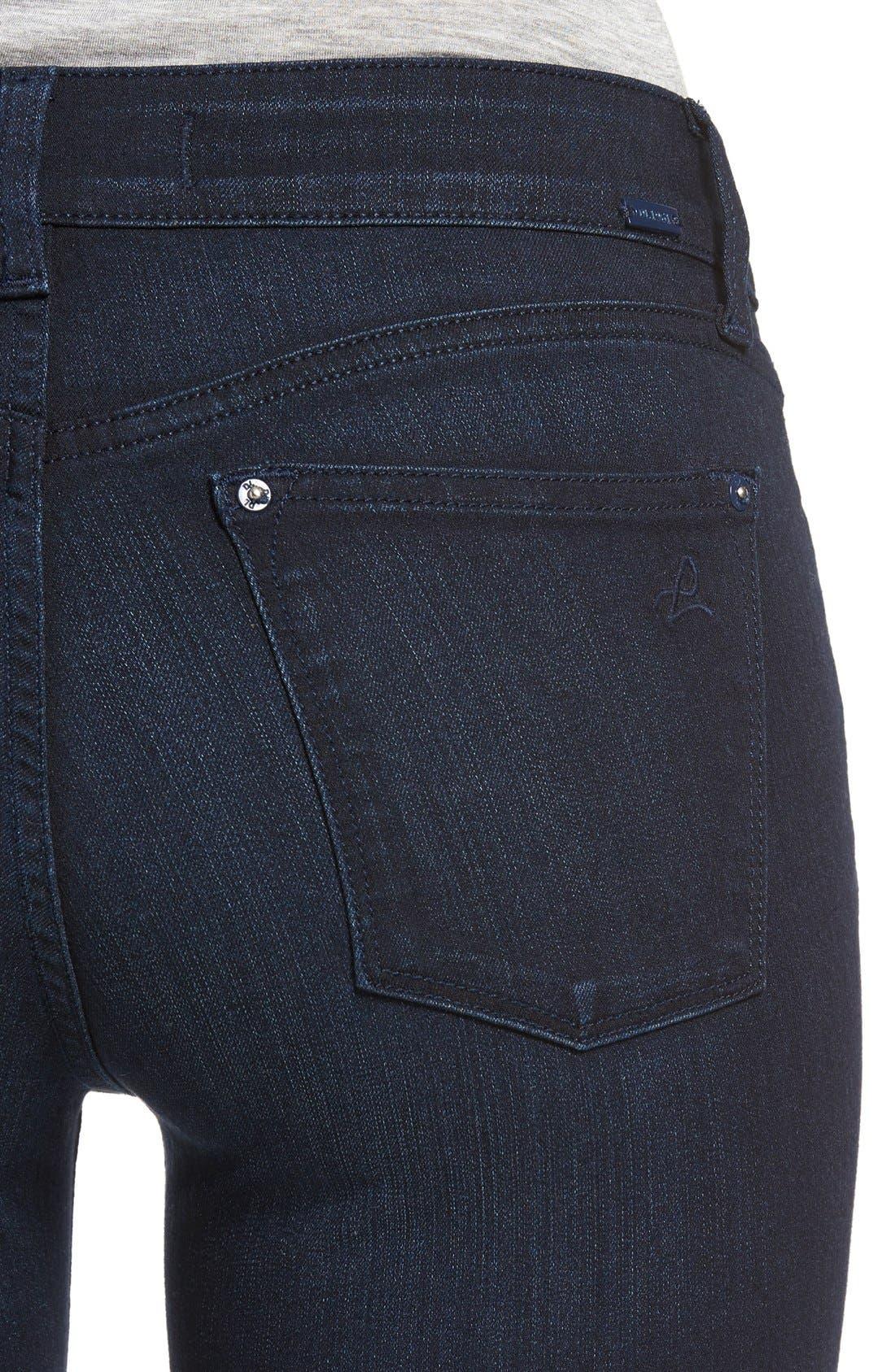 'Emma' Power Legging Jeans,                             Alternate thumbnail 4, color,                             405
