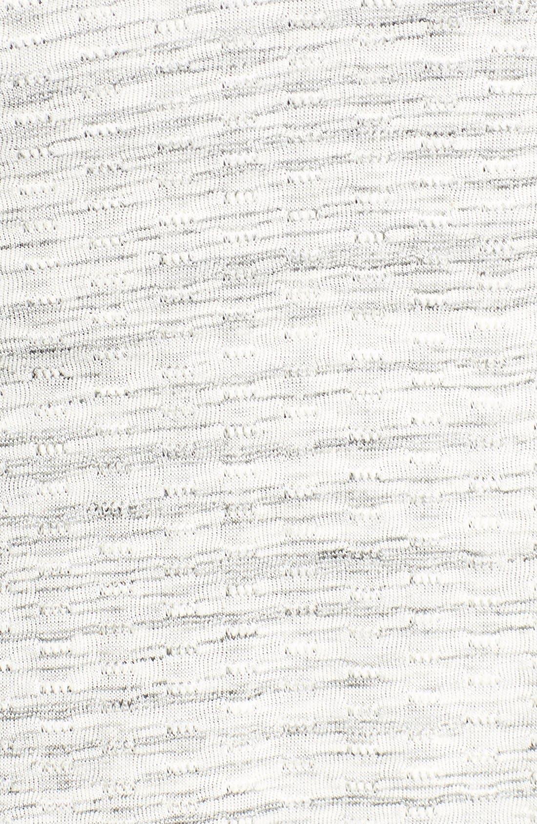 One-Button Fleece Cardigan,                             Alternate thumbnail 192, color,