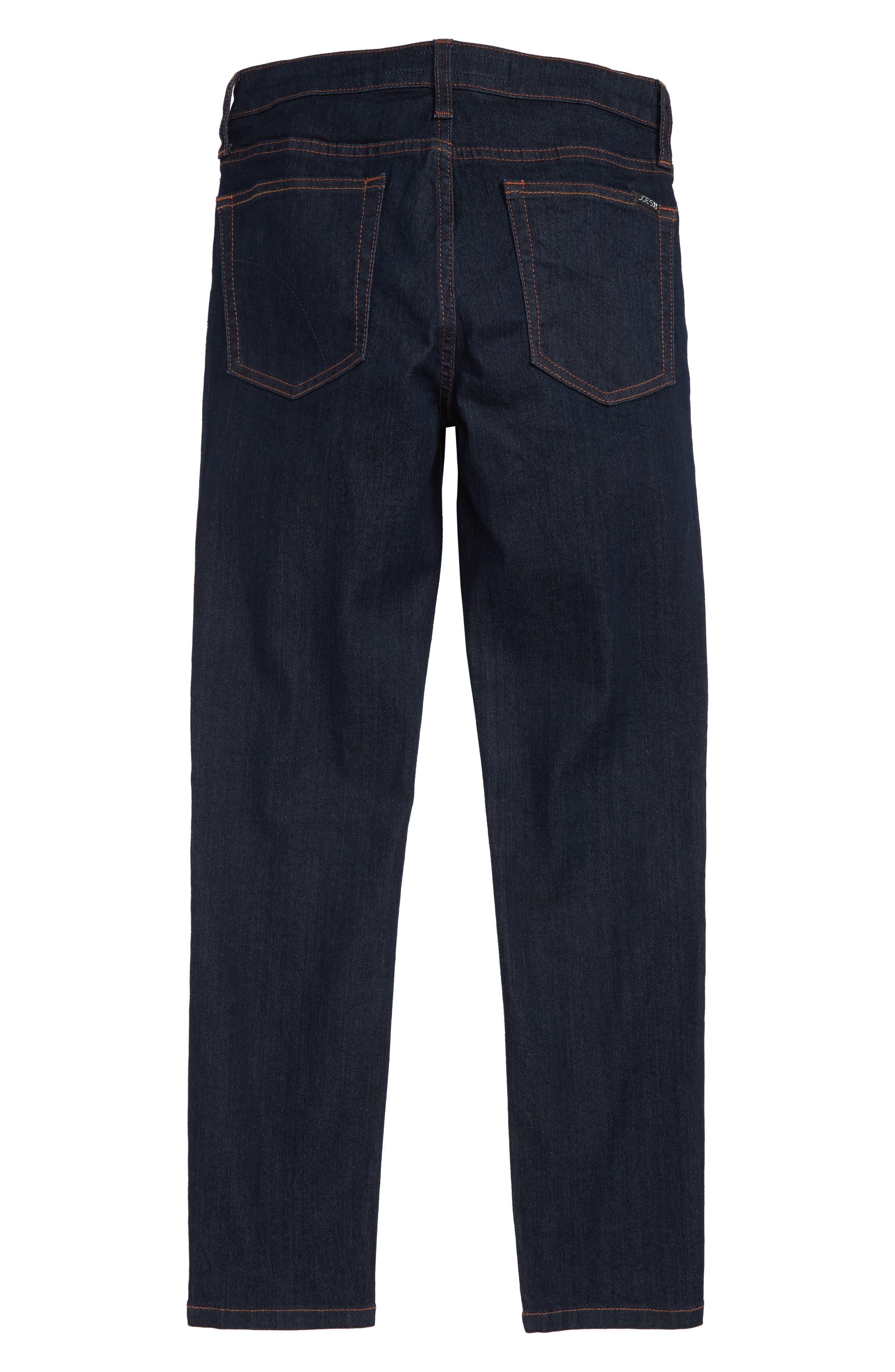 Brixton Stretch Jeans,                             Alternate thumbnail 5, color,                             DRESDEN BLUE
