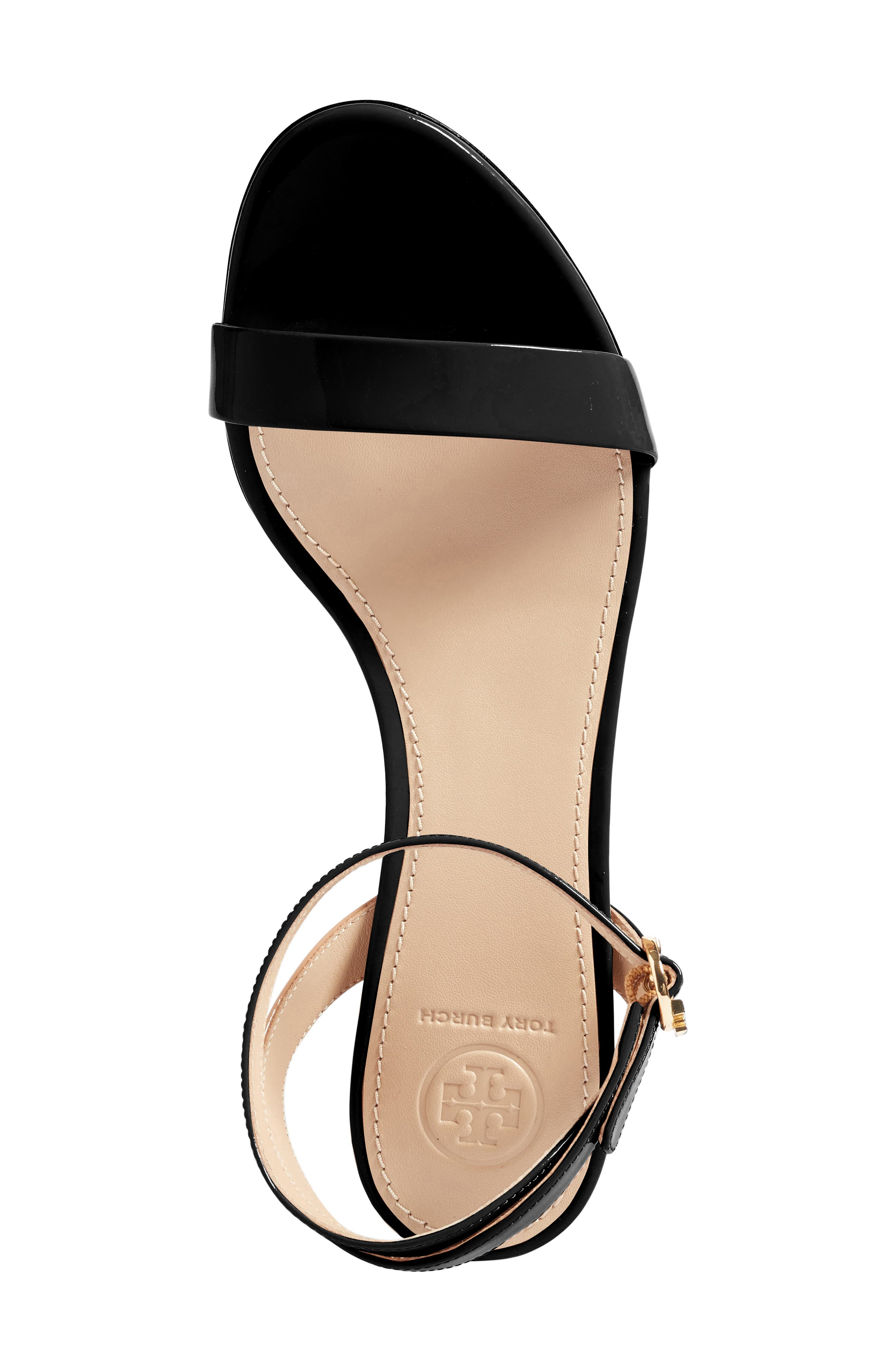 Elizabeth Block Heel Sandal,                             Alternate thumbnail 10, color,
