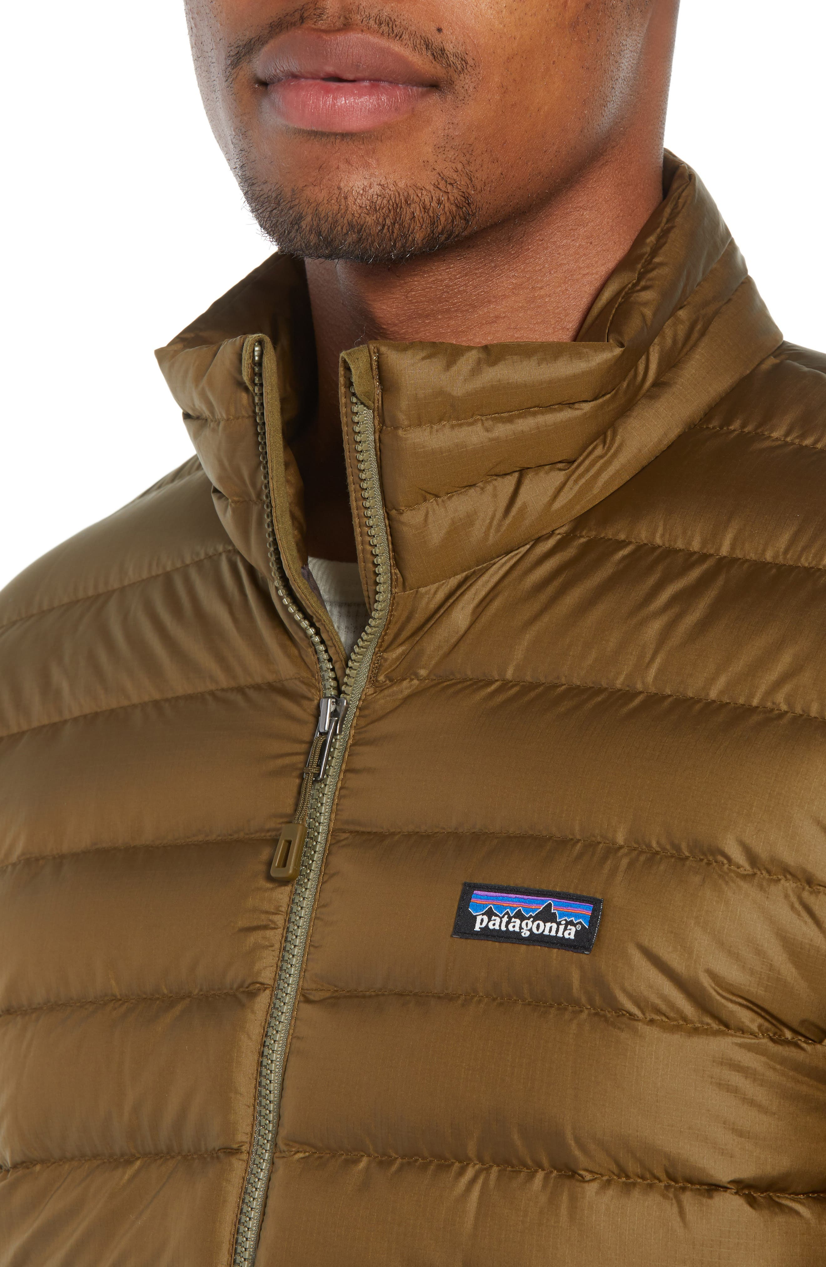 Water Repellent Down Jacket,                             Alternate thumbnail 63, color,