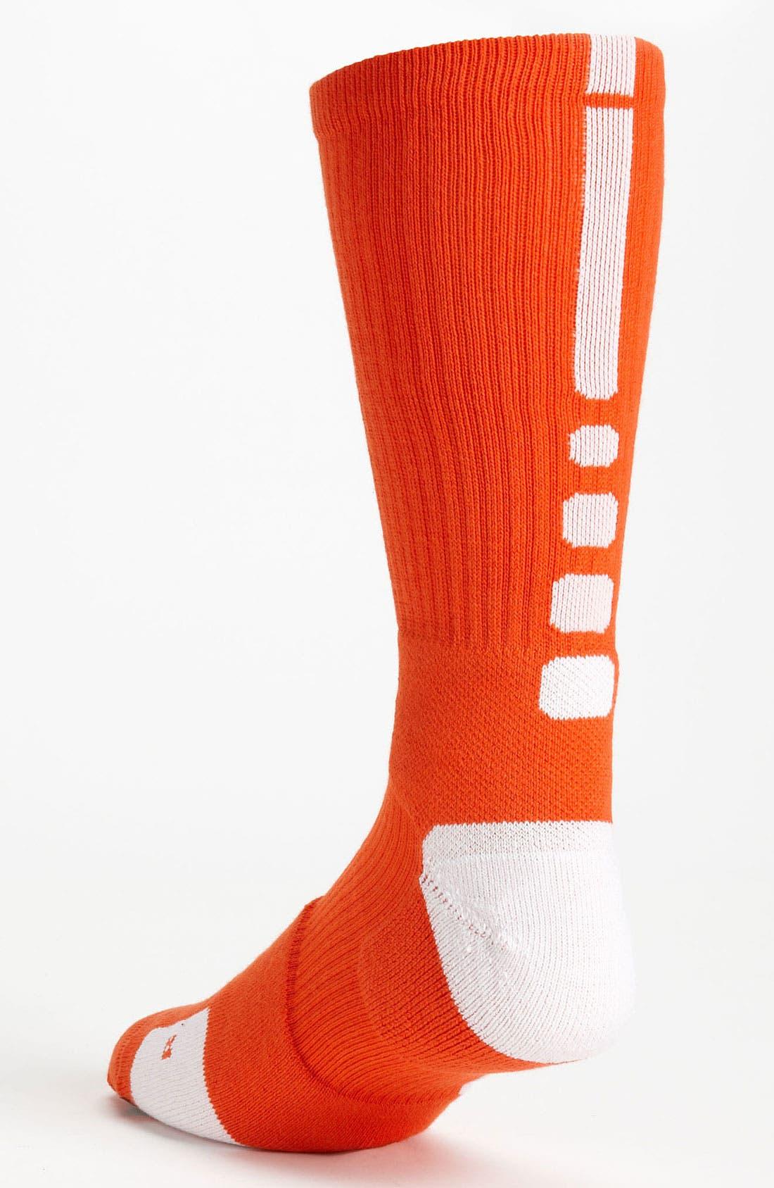 'Elite Basketball' Crew Socks,                             Alternate thumbnail 64, color,