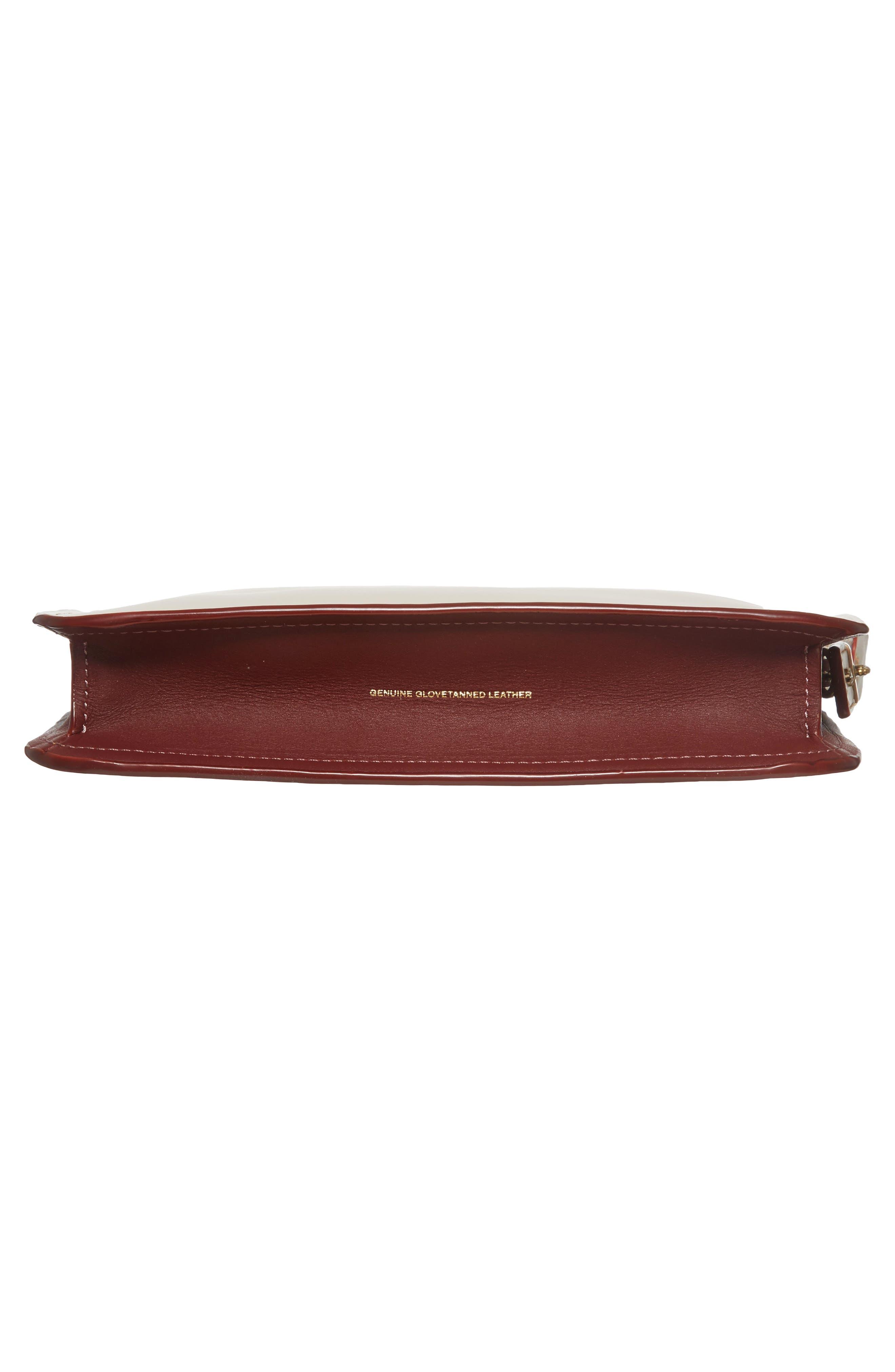 Colorblock Soho Leather Crossbody Bag,                             Alternate thumbnail 6, color,                             250