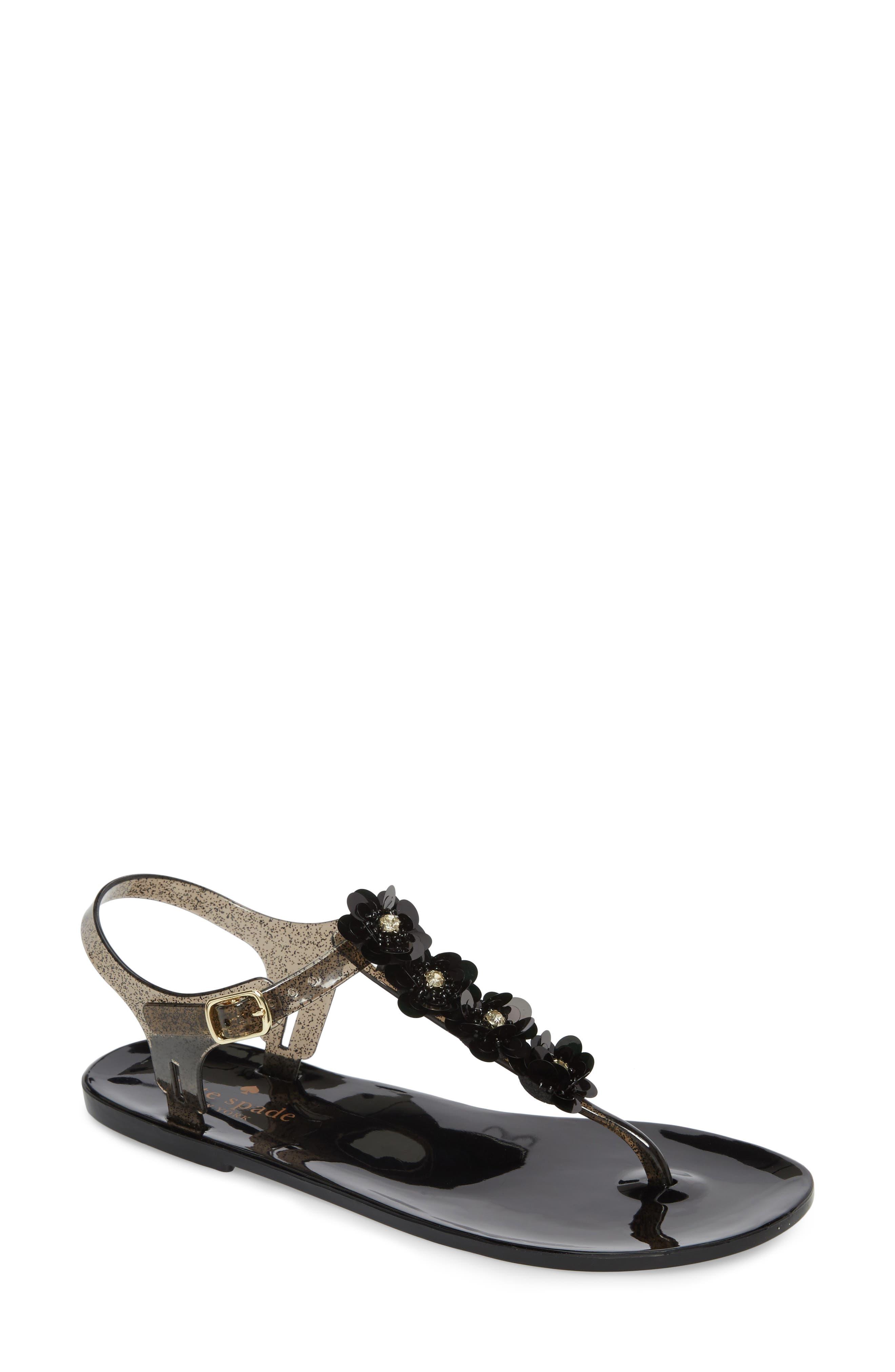 farrah thong sandal,                             Main thumbnail 1, color,                             001