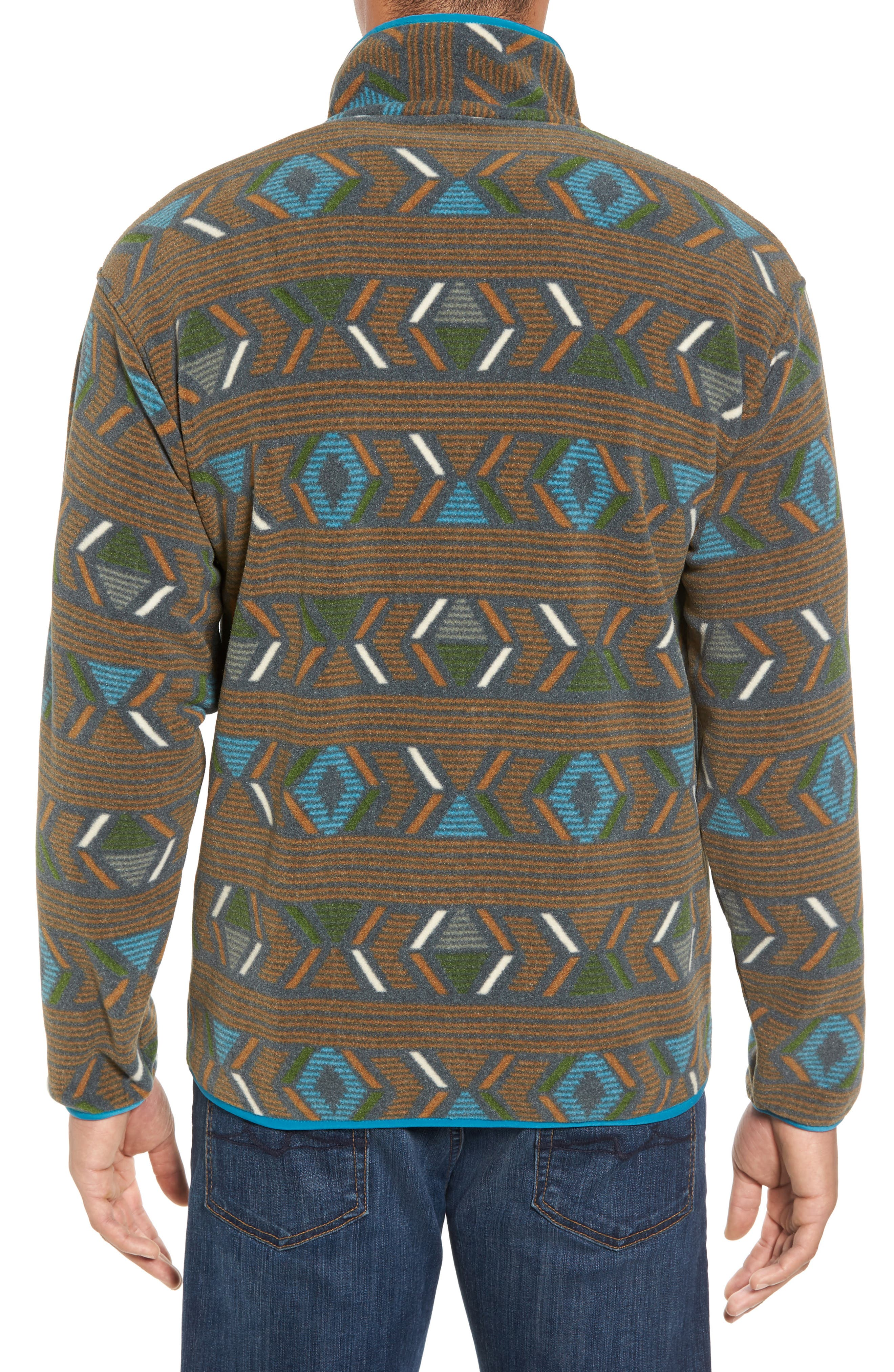 Synchilla<sup>®</sup> Snap-T<sup>®</sup> Pullover,                             Alternate thumbnail 2, color,                             203