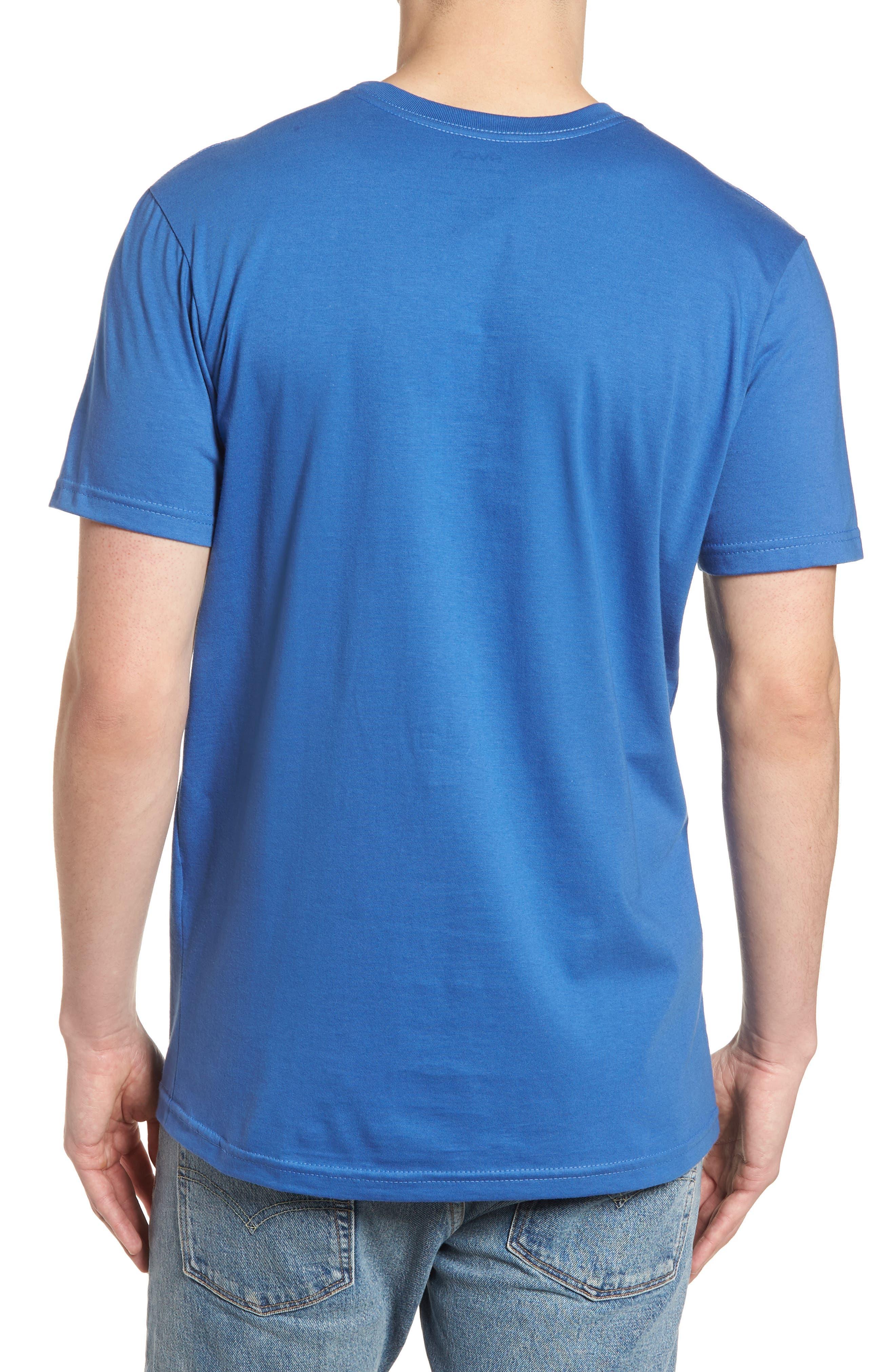 Big RVCA Graphic T-Shirt,                             Alternate thumbnail 2, color,                             451