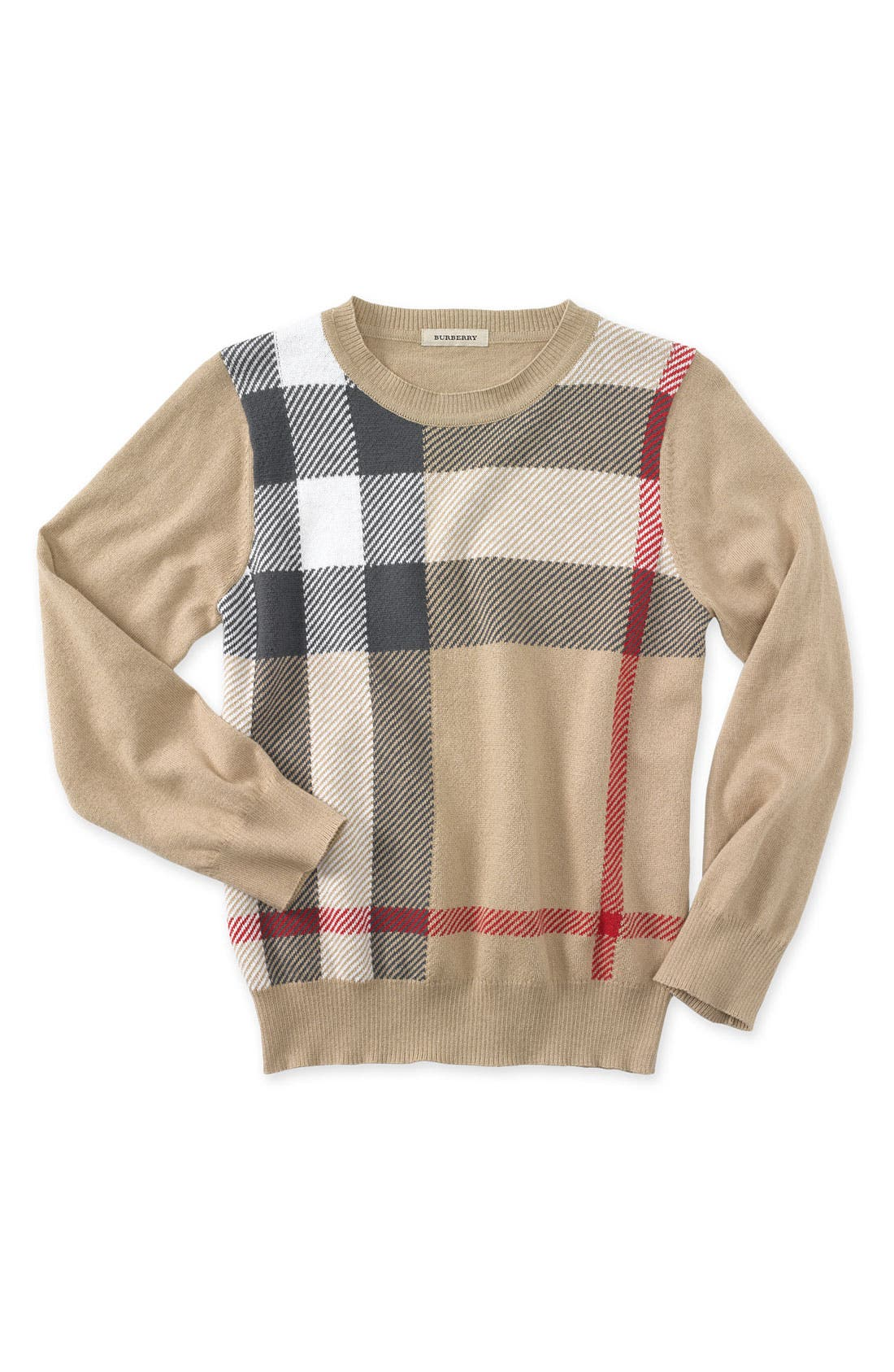Check Sweater, Main, color, 255