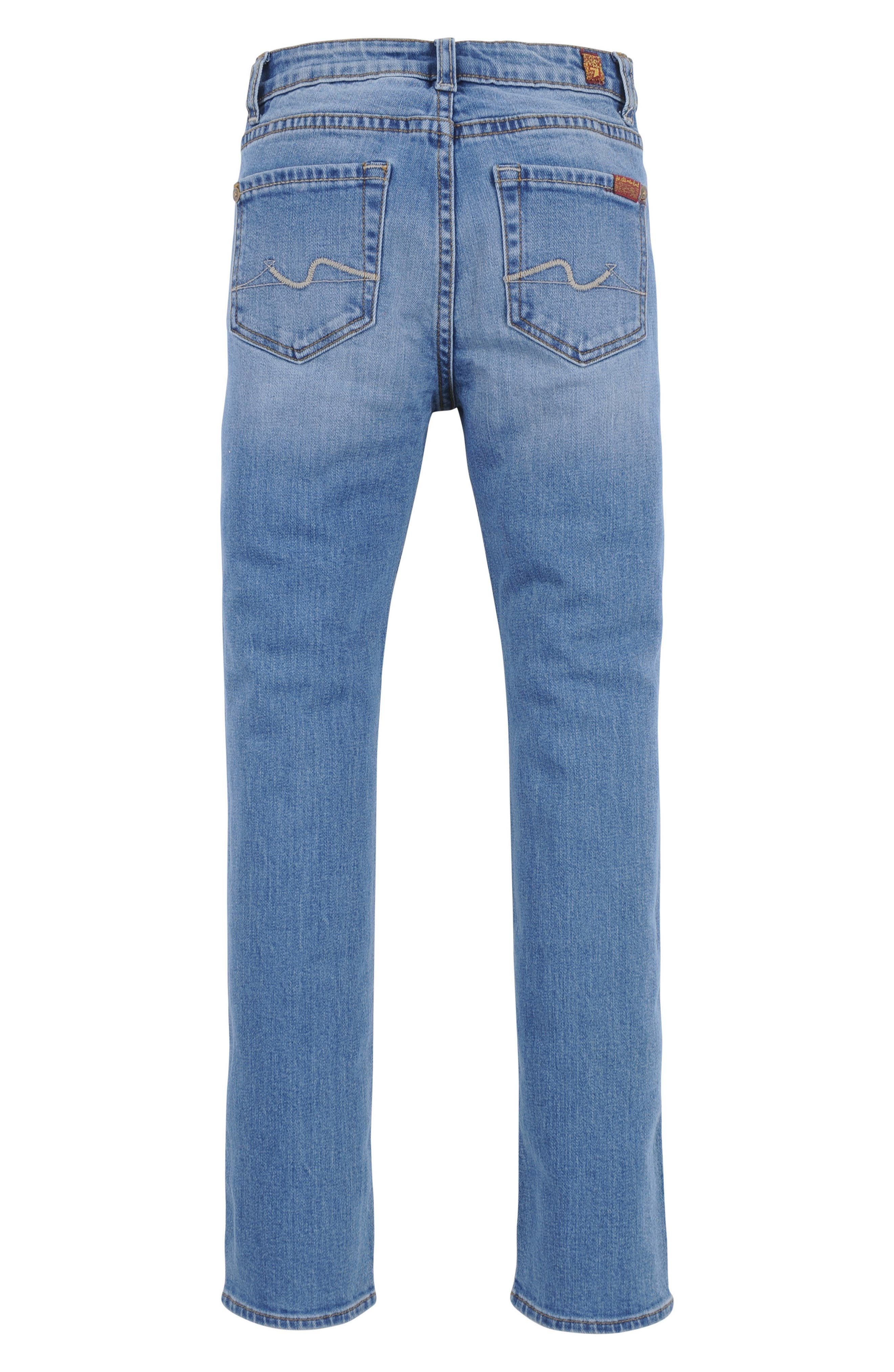 Slimmy Foolproof Jeans,                             Alternate thumbnail 4, color,